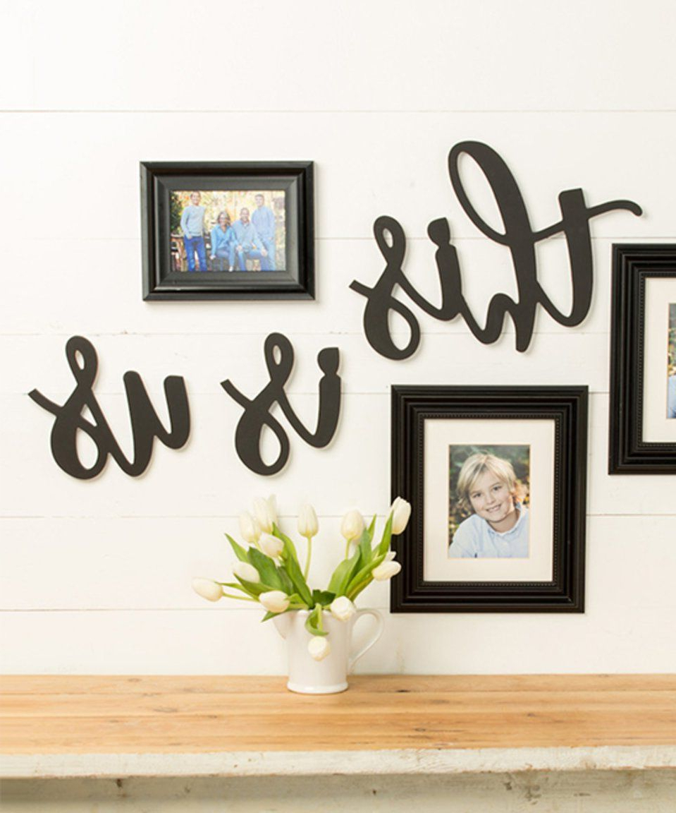 Featured Photo of This Is Us Wall Decor