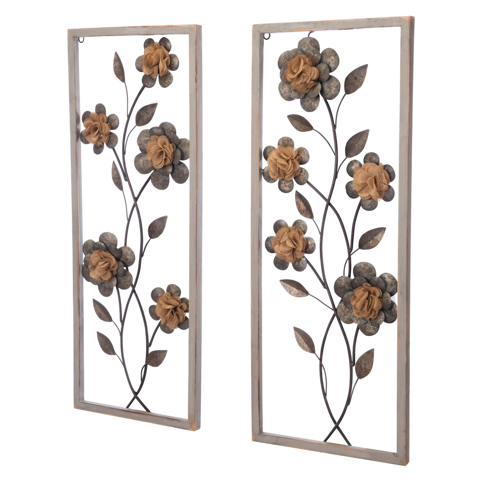 Products Pertaining To Current 2 Piece Panel Wood Wall Decor Sets (Set Of 2) (View 17 of 20)