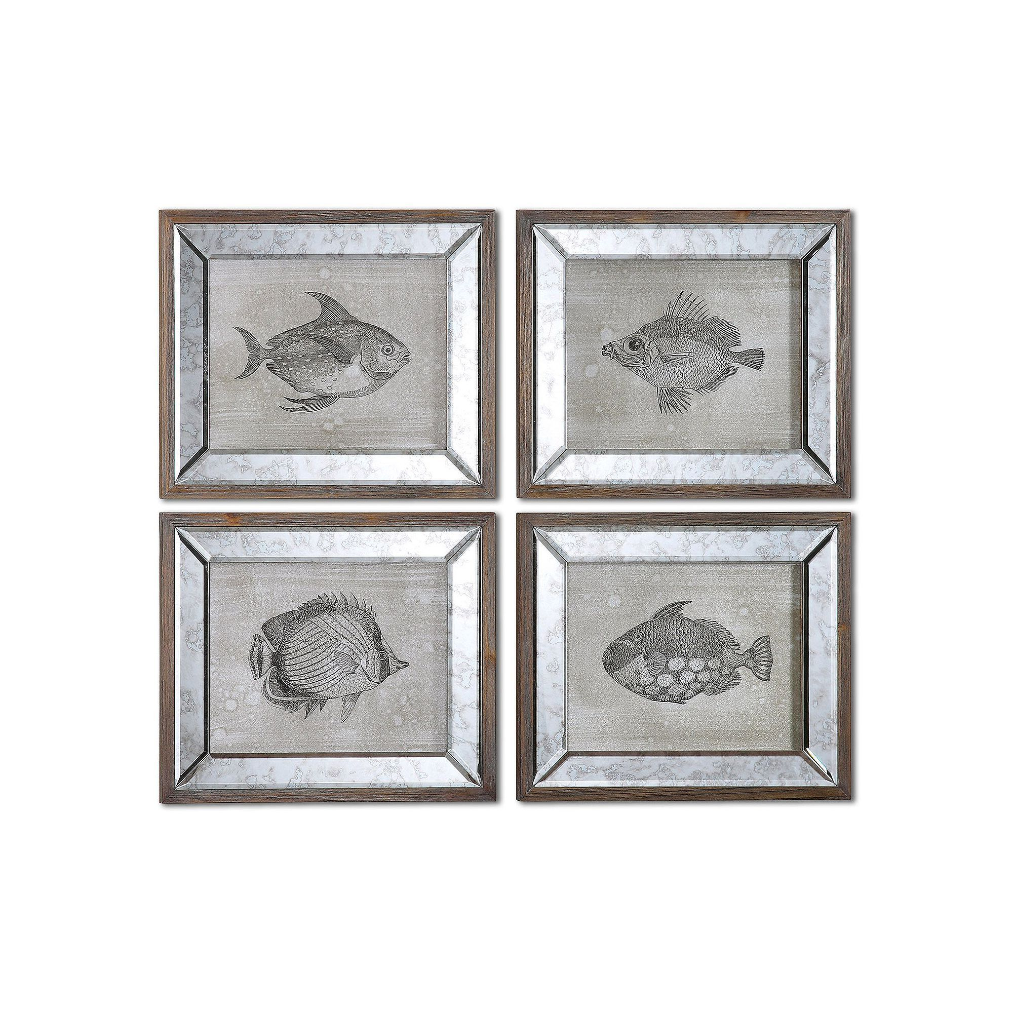 Products Within Most Recent 4 Piece Metal Wall Decor Sets (View 5 of 20)