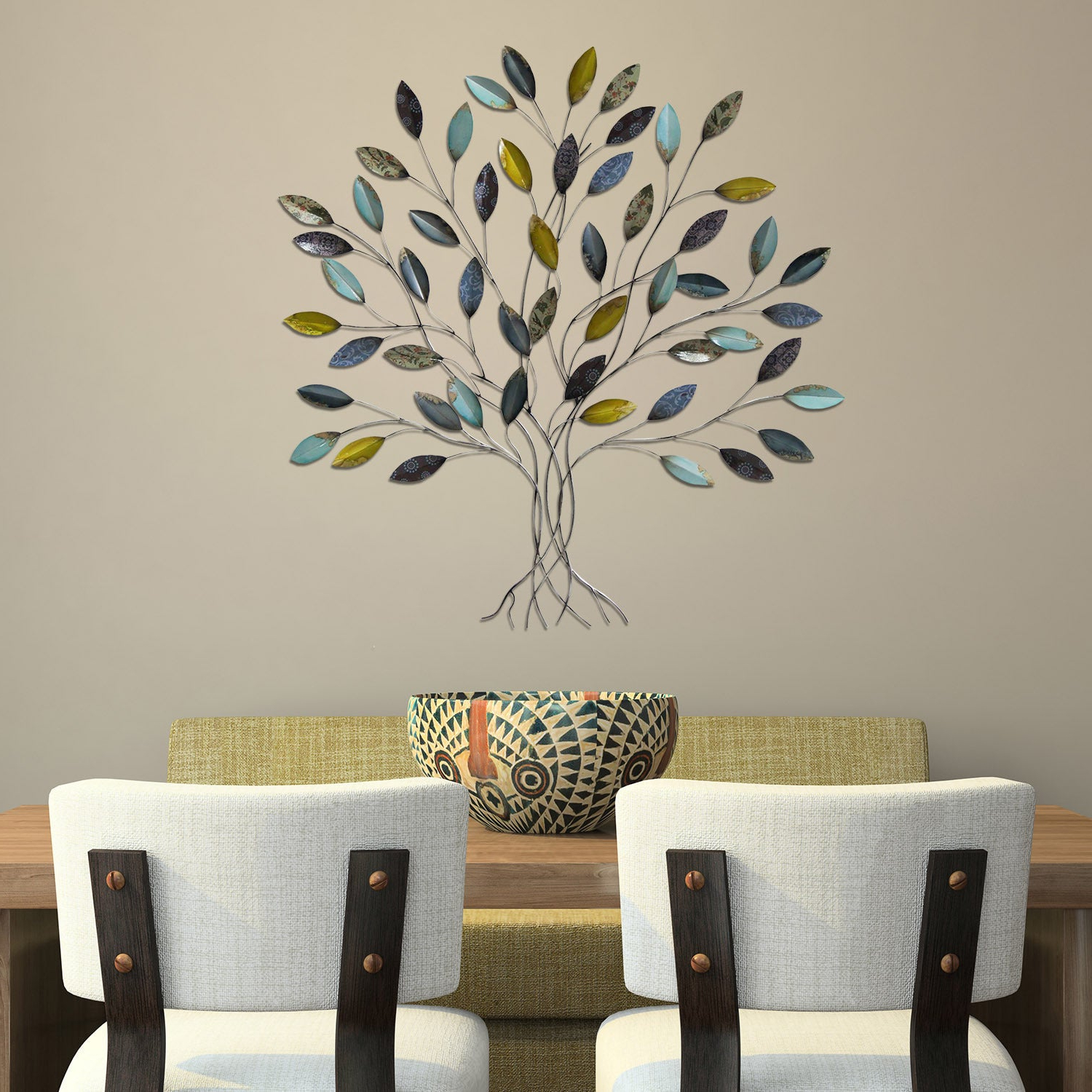 Shop Stratton Home Decor Tree Wall Decor – Free Shipping Today Intended For Newest Tree Wall Decor (View 12 of 20)