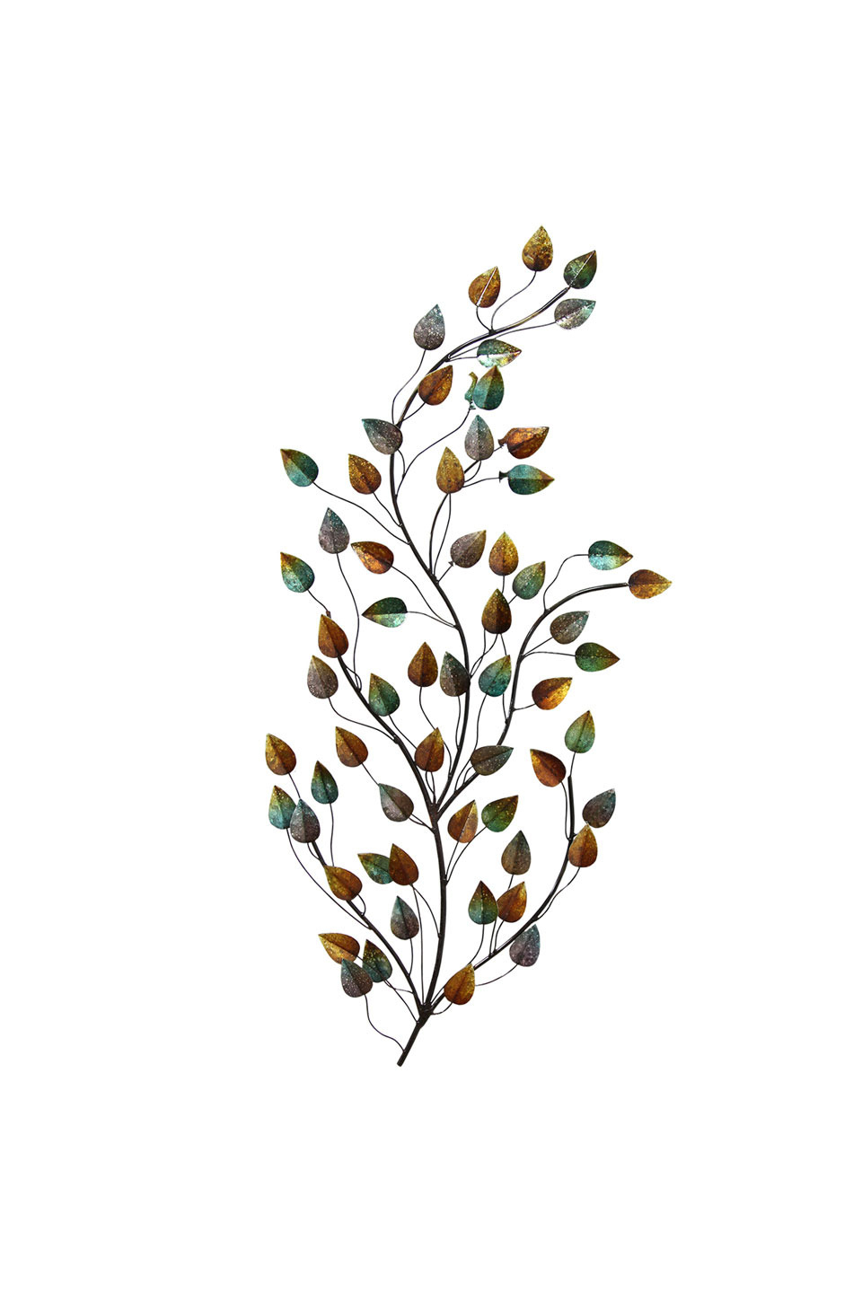 Stratton Home Décor Grand Blowing Leaves Wall Decor In Multi Inside Latest Blowing Leaves Wall Decor (View 18 of 20)