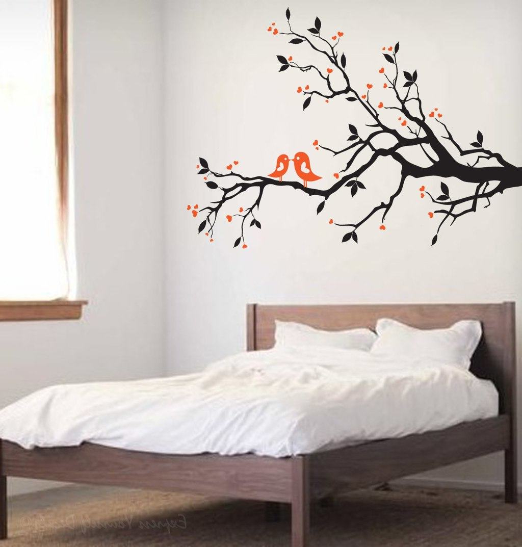 Wall Art Decal Sticker (View 18 of 20)
