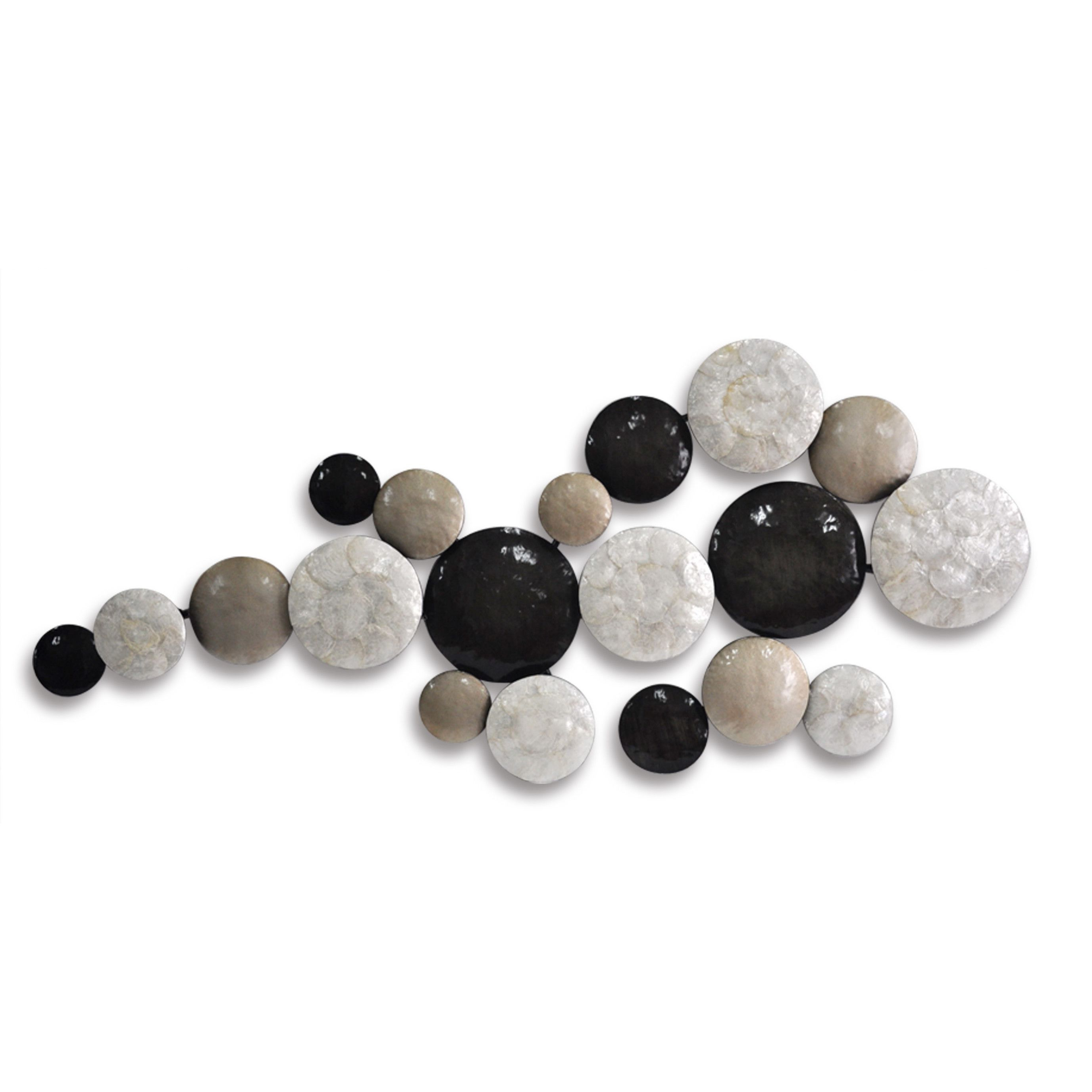 Wall Decor By World Menagerie Pertaining To Most Recent Pebble Trail Wall Decor (View 12 of 20)