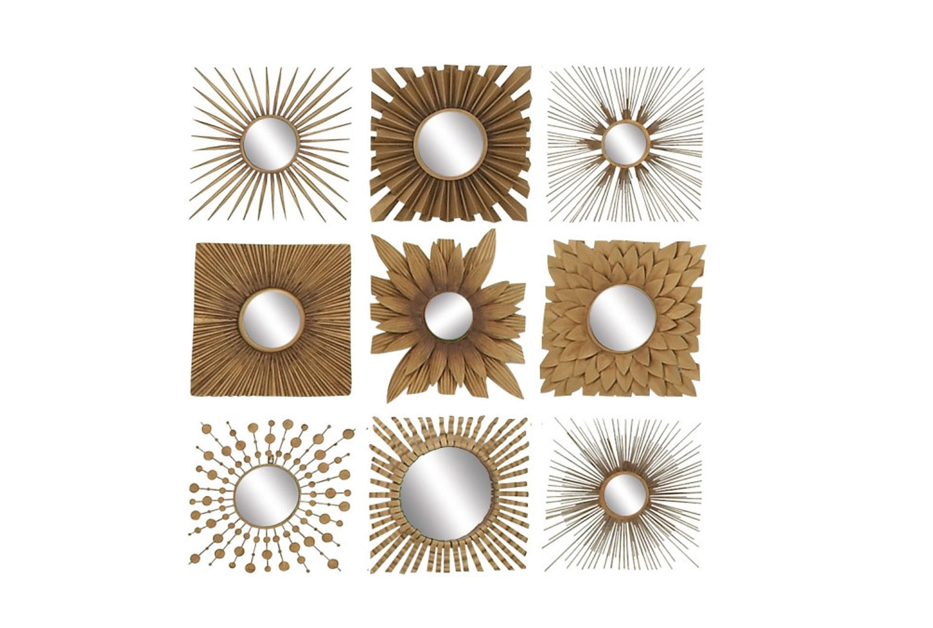 Wall Within 2 Piece Starburst Wall Decor Sets (Gallery 16 of 20)
