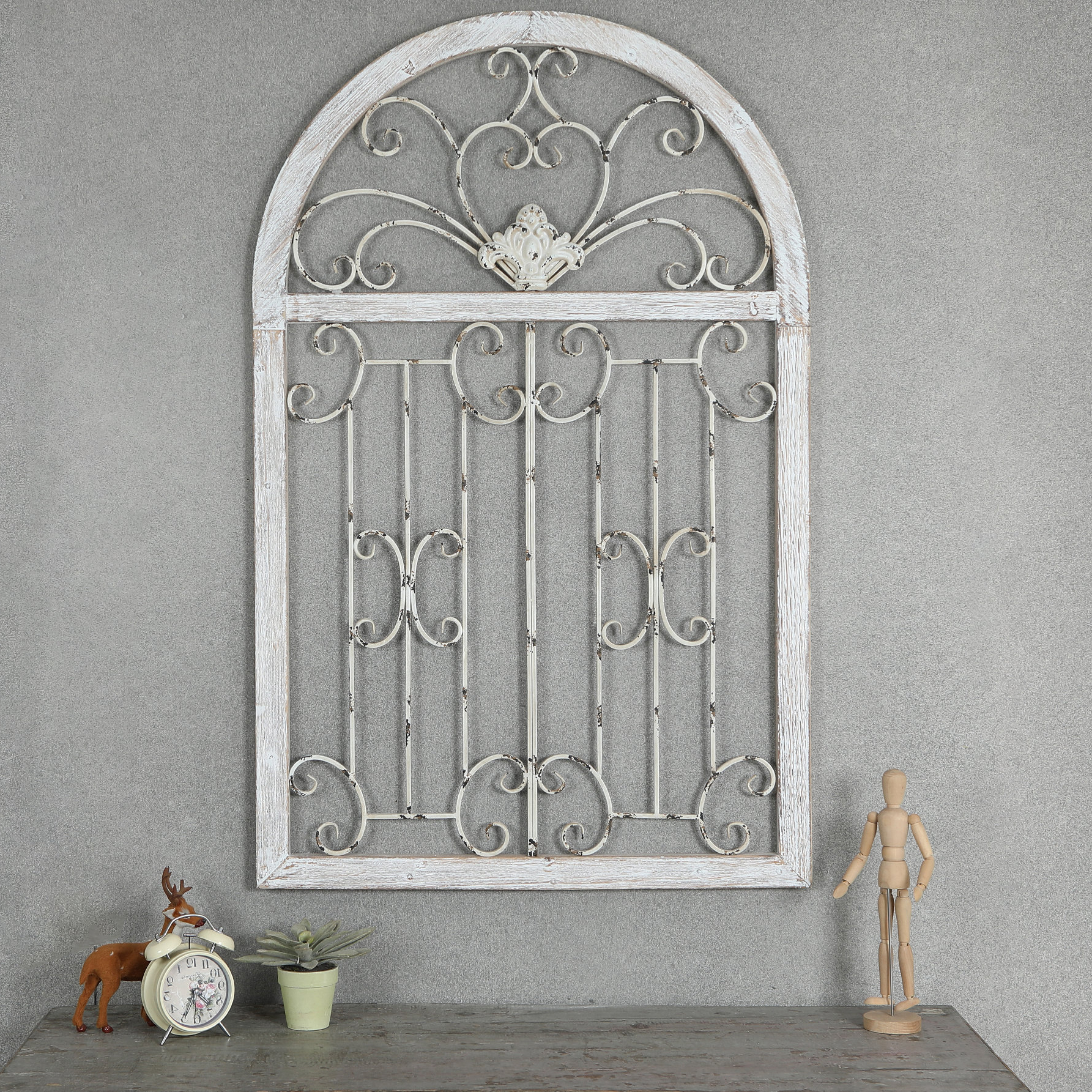 Wayfair Pertaining To Ornate Scroll Wall Decor (Gallery 5 of 20)