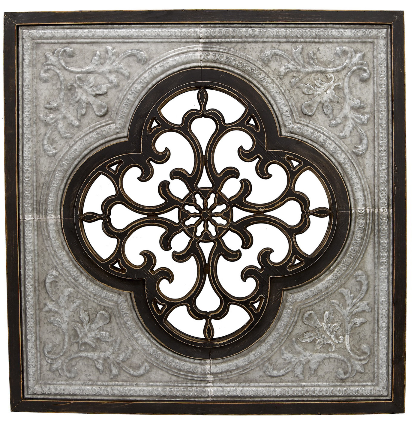 Wayfair Regarding Most Popular 2 Piece Metal Wall Decor Sets By Fleur De Lis Living (Gallery 4 of 20)