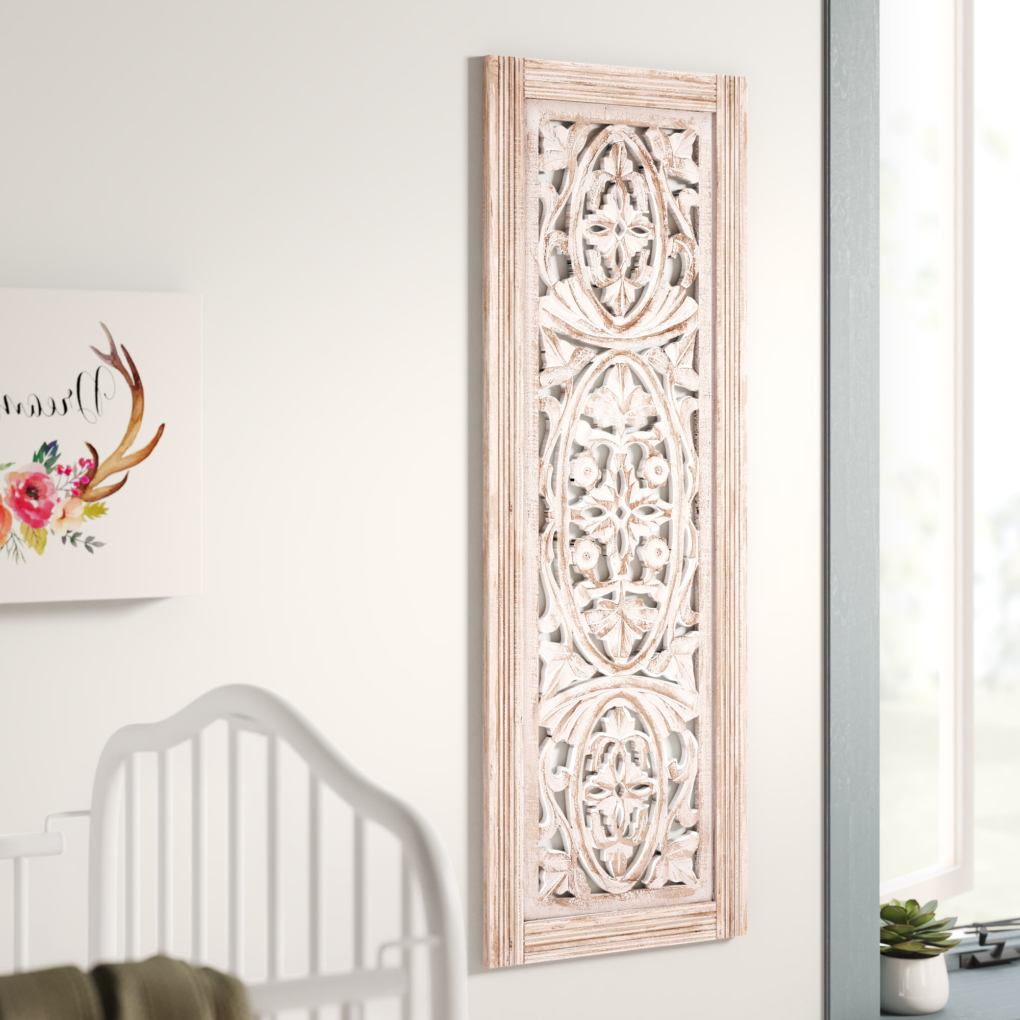 Wayfair Throughout 1 Piece Ortie Panel Wall Decor (View 19 of 20)