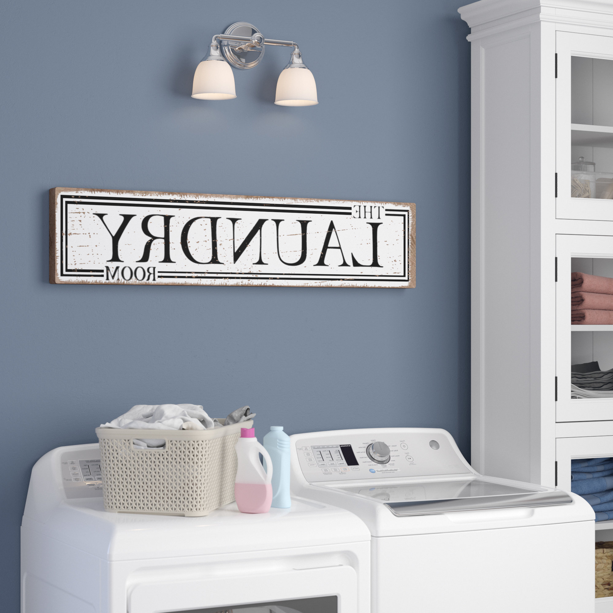 Wayfair With 3 Piece Wash, Brush, Comb Wall Decor Sets (Set Of 3) (View 9 of 20)