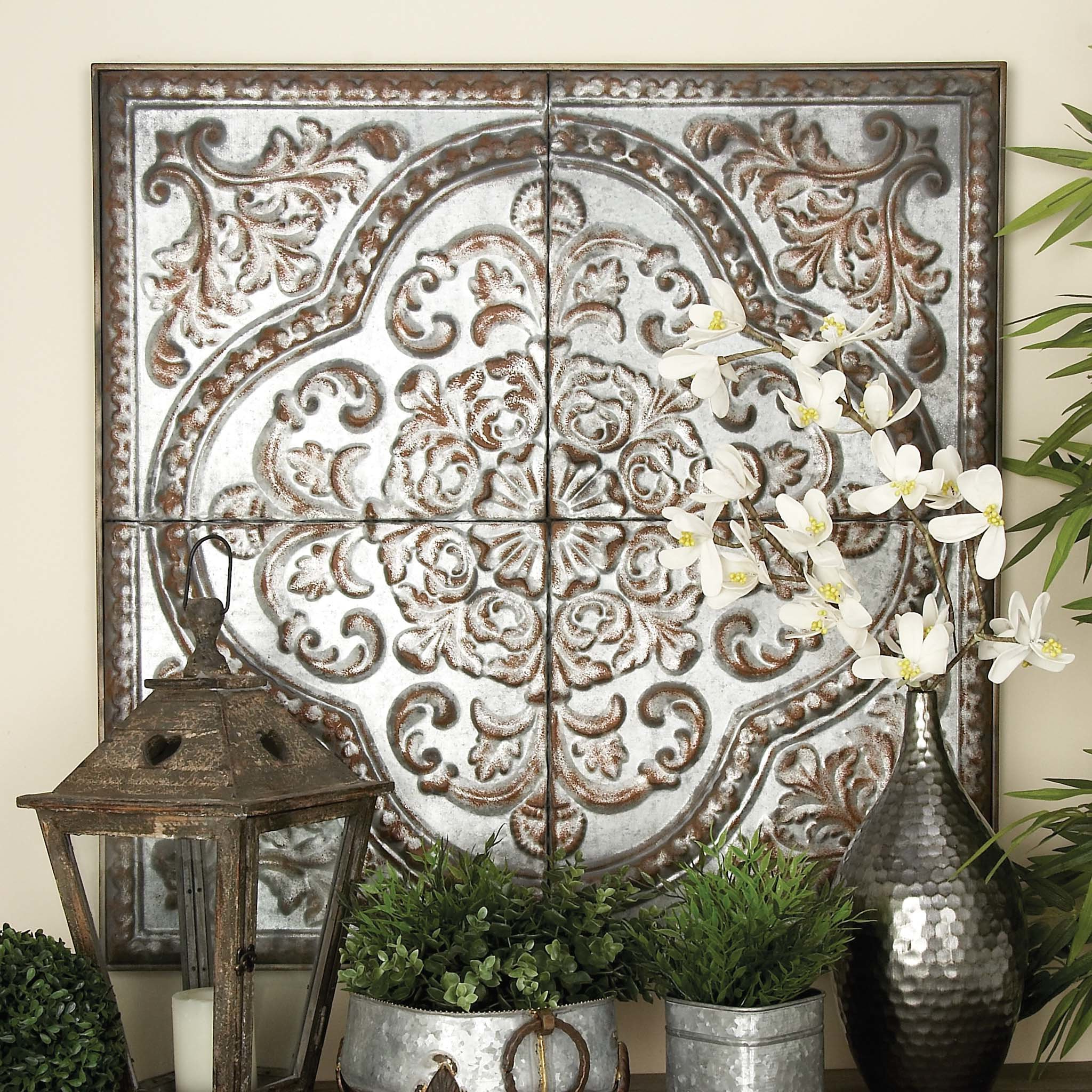 Wayfair With Regard To 2 Piece Metal Wall Decor Sets By Fleur De Lis Living (Gallery 5 of 20)