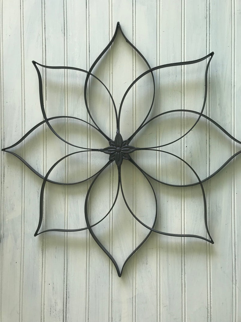 Widely Used Oil Rubbed Metal Wall Decor In Metal Wall Hanging Oil Rubbed Bronze Metal Wall Decor (View 20 of 20)