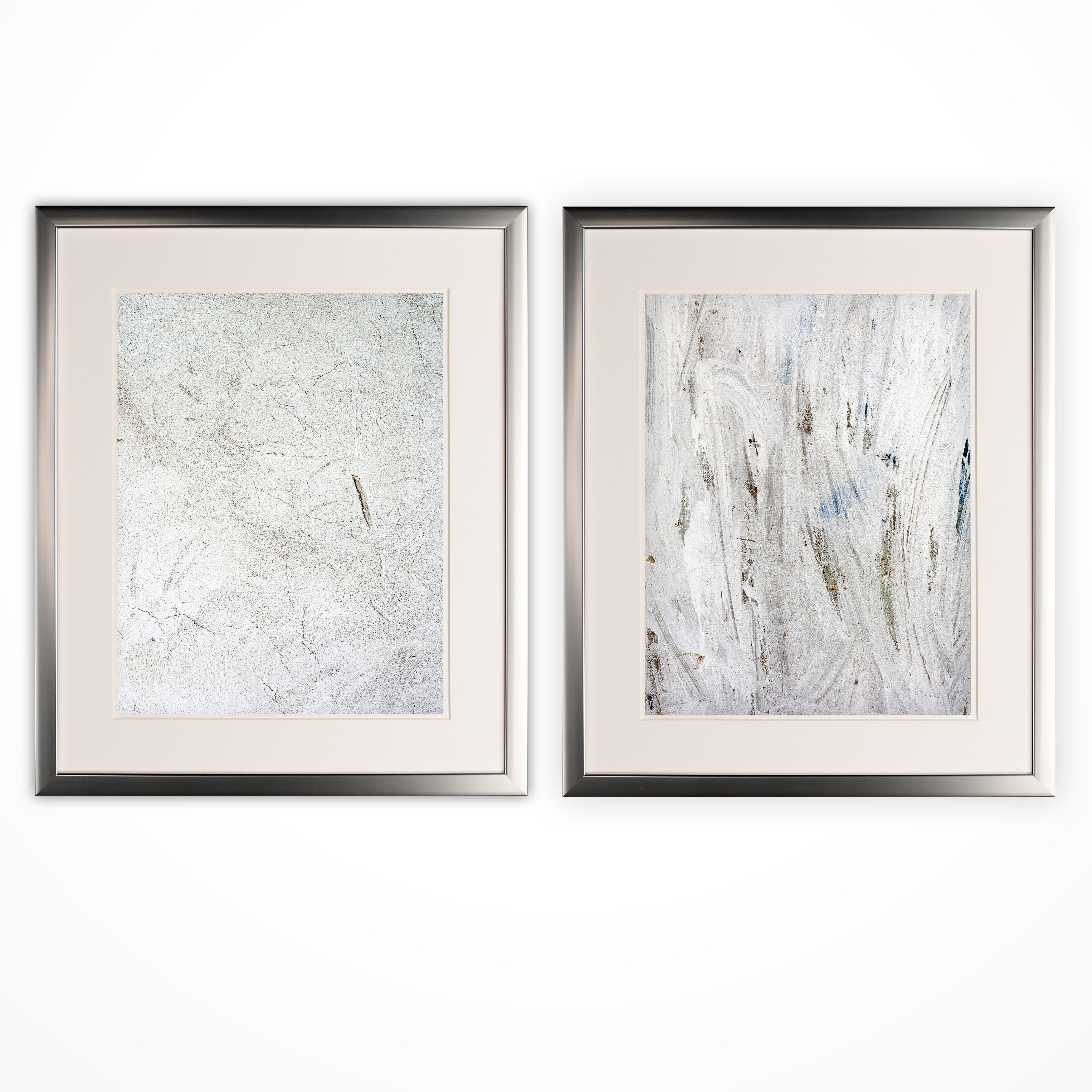 3 Piece Wall Decor Sets By Wrought Studio Within Trendy Wrought Studio 'abstract Stone I' 2 Piece Framed Graphic Art Print (View 9 of 20)