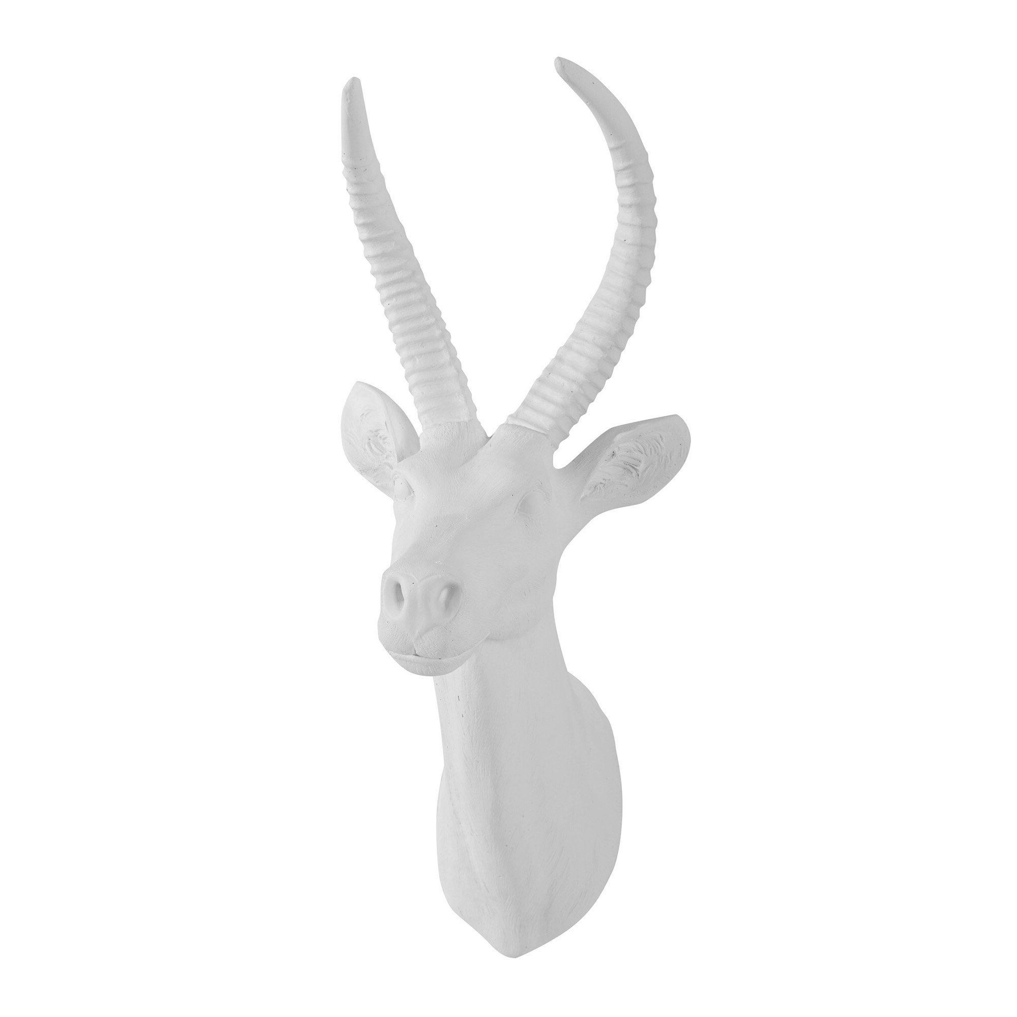 A&b Home Antelope Faux Taxidermy Wall Décor (View 2 of 20)