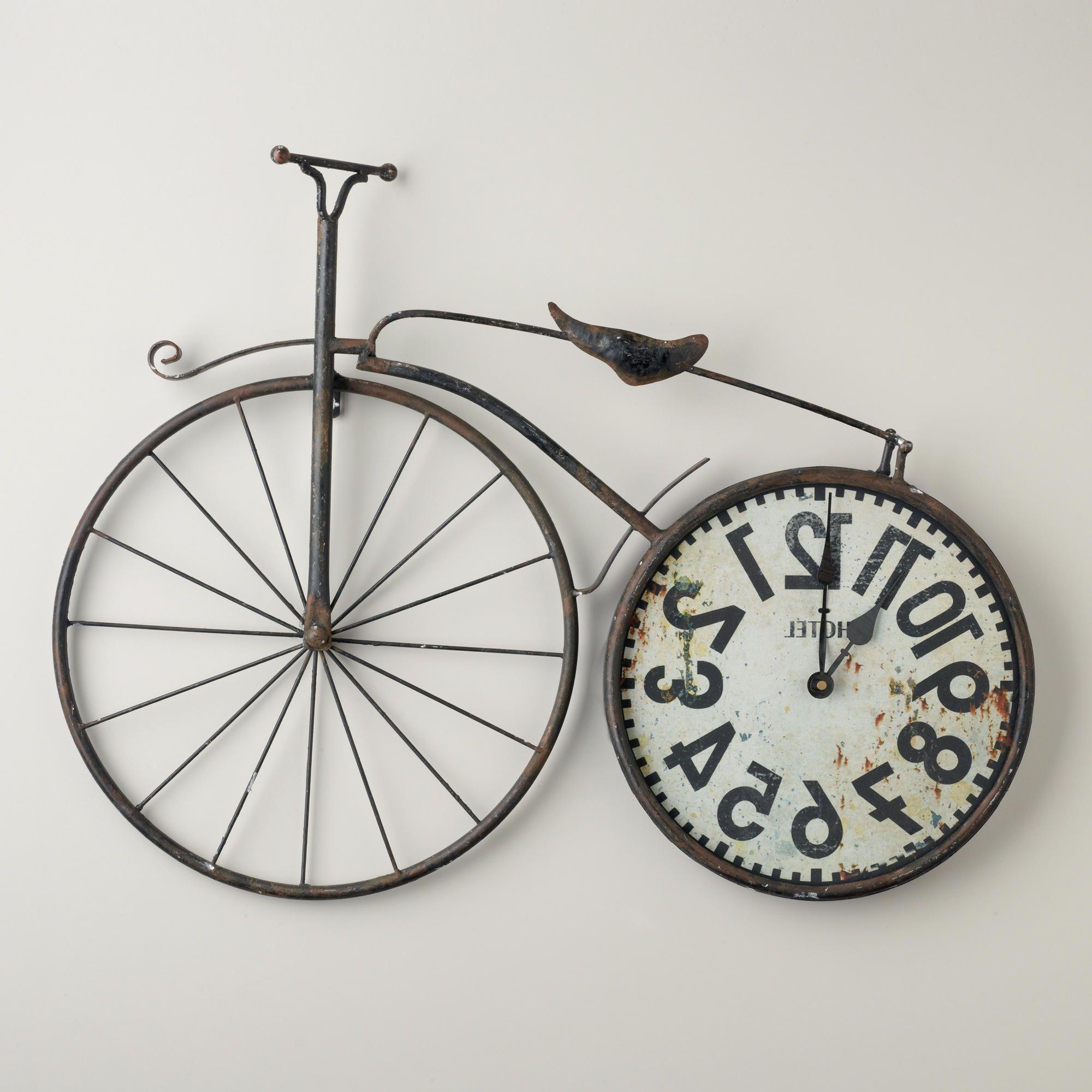 [%bicycle Wall Clock.. Eeeeeeeee!!!! :]]]] @bergann Hernandez For Current Bike Wall Decor By August Grove|bike Wall Decor By August Grove Inside Well Known Bicycle Wall Clock.. Eeeeeeeee!!!! :]]]] @bergann Hernandez|well Liked Bike Wall Decor By August Grove Within Bicycle Wall Clock.. Eeeeeeeee!!!! :]]]] @bergann Hernandez|latest Bicycle Wall Clock. (View 13 of 20)