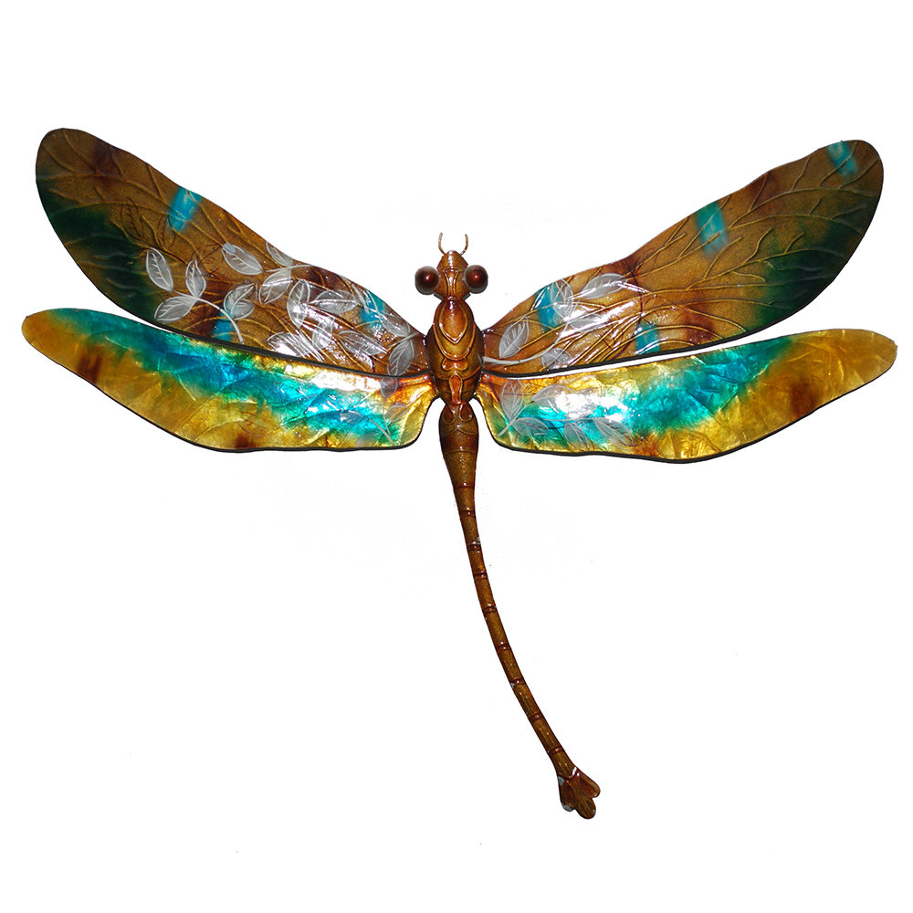Dragonfly Wall Decor With 2019 Eangee Home Design Dragonfly Wall Décor (View 10 of 20)