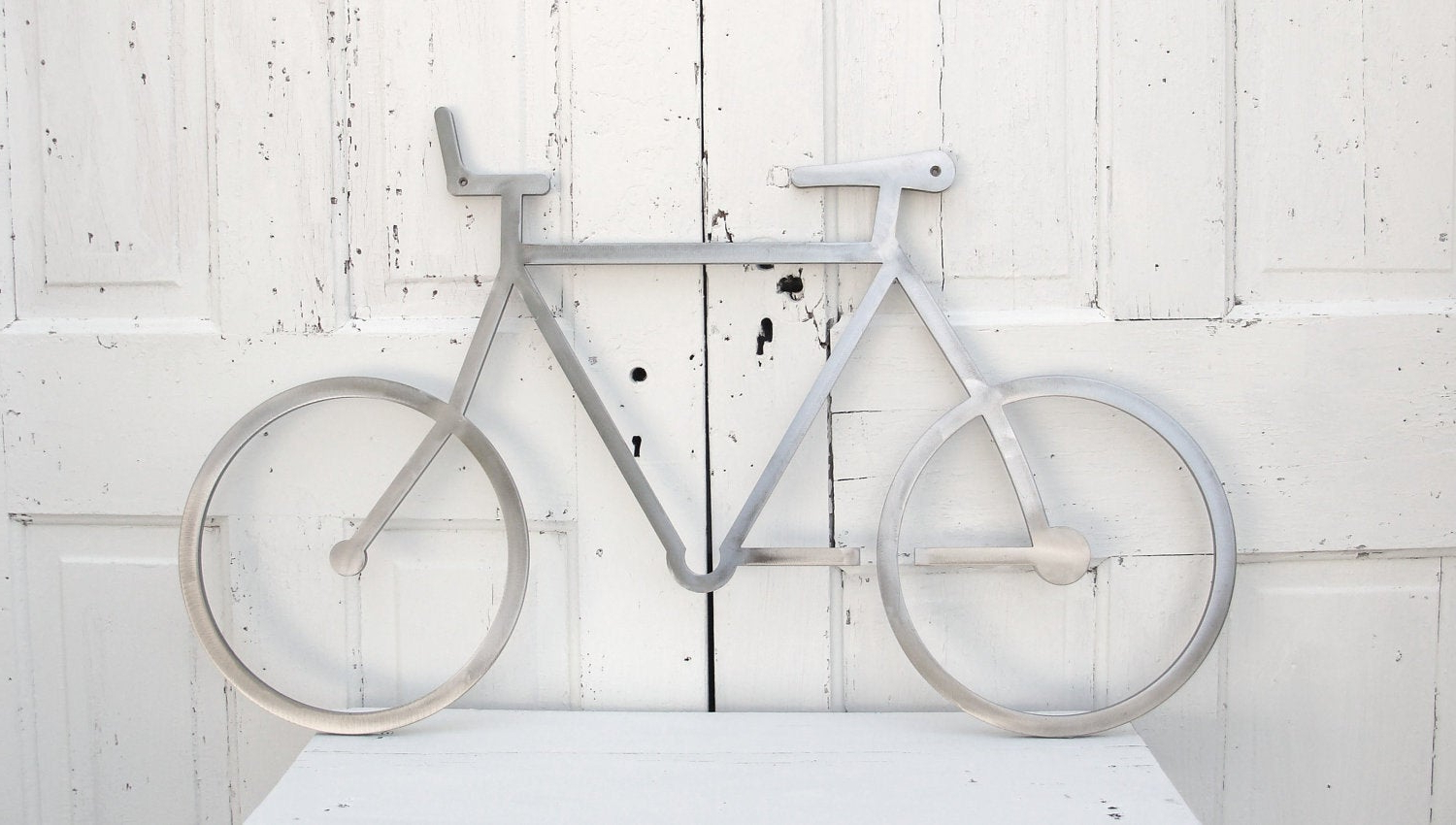 Etsy Intended For Most Up To Date Metal Bicycle Wall Decor (View 5 of 20)