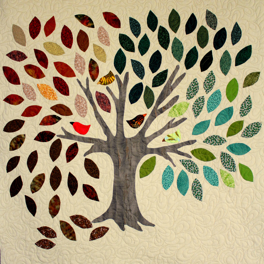 Family Tree Wall Hanging Motivate Blogged Www Co Flickr With Regard Throughout Most Current Tree Of Life Wall Decor By Red Barrel Studio (View 7 of 20)