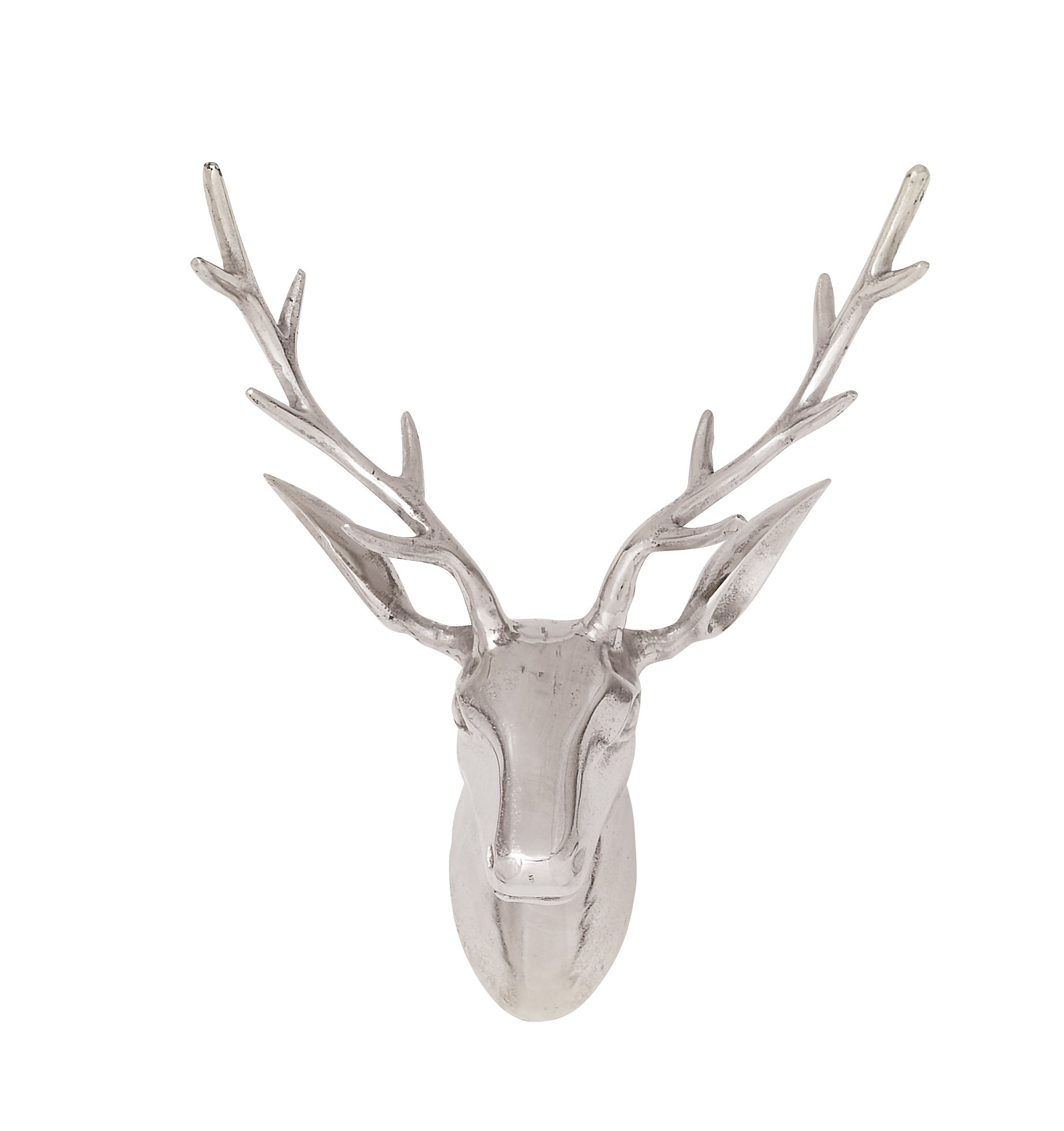 Fashionable Highlands Ranch The Templeton Wall Decor In Reindeer Bust Wall Decor & Reviews (Gallery 5 of 20)