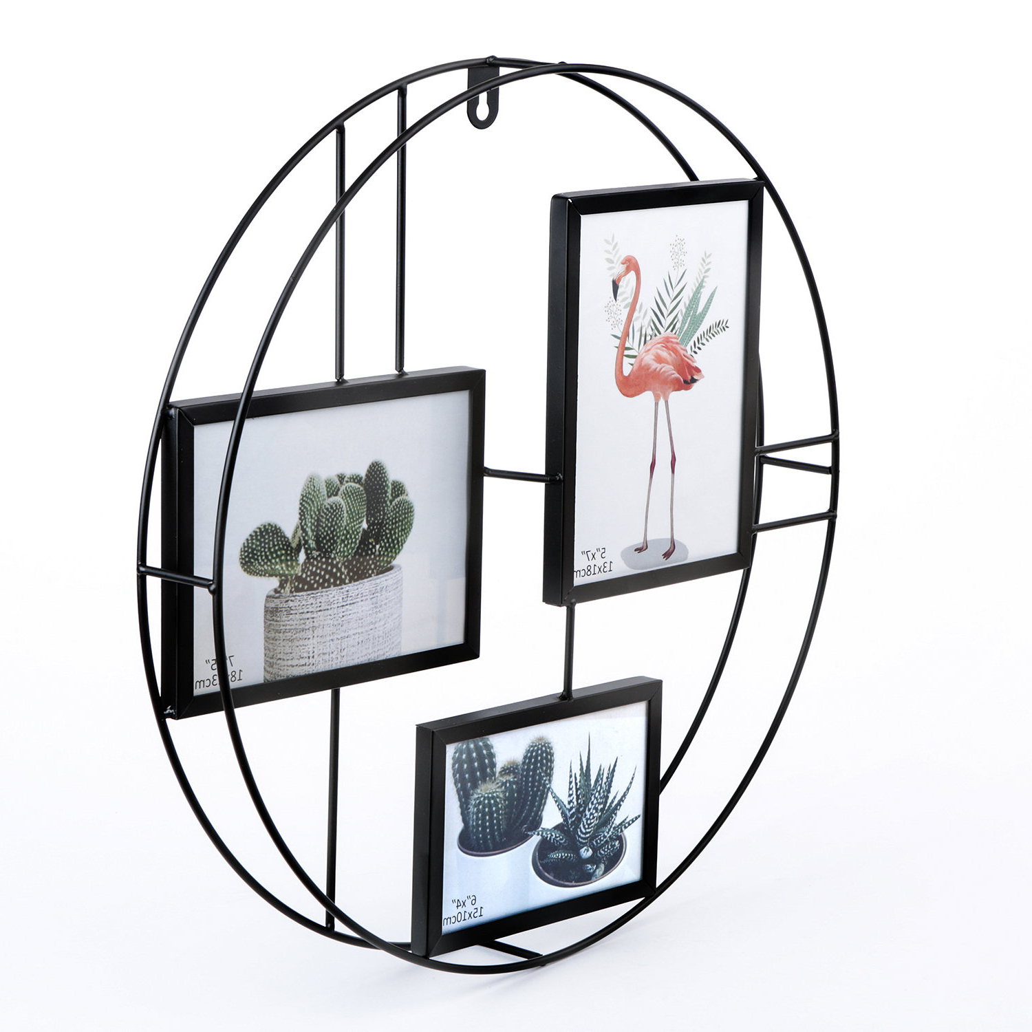 Joss & Main For Most Current Millanocket Metal Wheel Photo Holder Wall Decor (View 4 of 20)