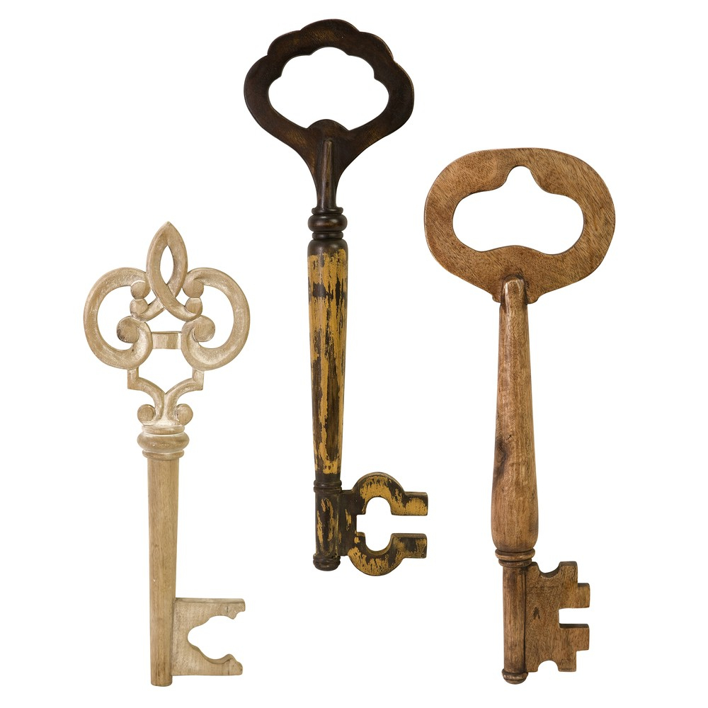Lark Manor Black Key Wall Decor With Bathroom Wall Decor – Degree168 In Fashionable Black Metal Key Wall Decor (View 10 of 20)
