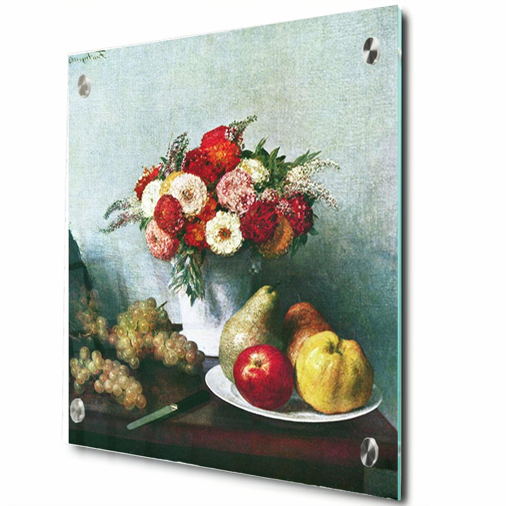 Latour Wall Decor Regarding Recent Amazon: Latour #3 (Fantin) Acrylic Print Wall Decor Wall Art (View 12 of 20)