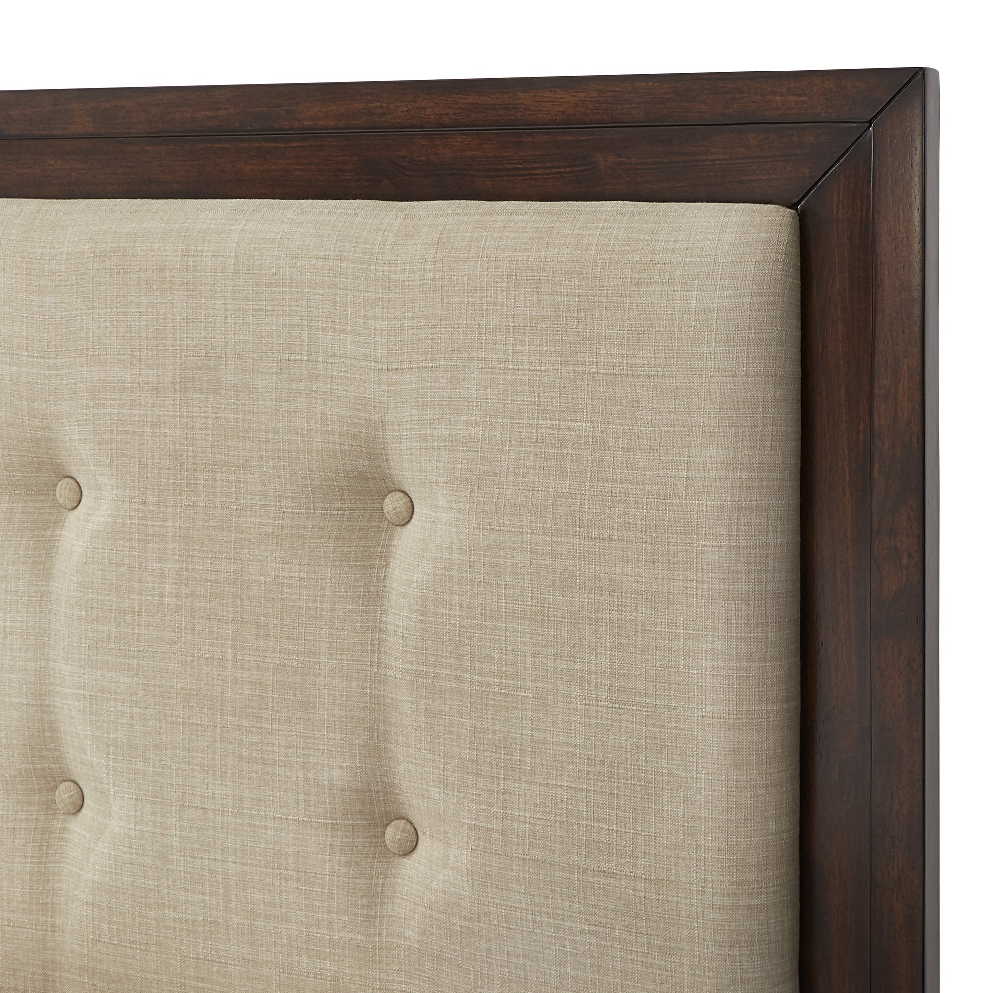 Maxwell Wood And Metal Wall Decor Intended For Well Known Shop Maxwell Wood And Tufted Linen Headboardinspire Q Classic (View 10 of 20)