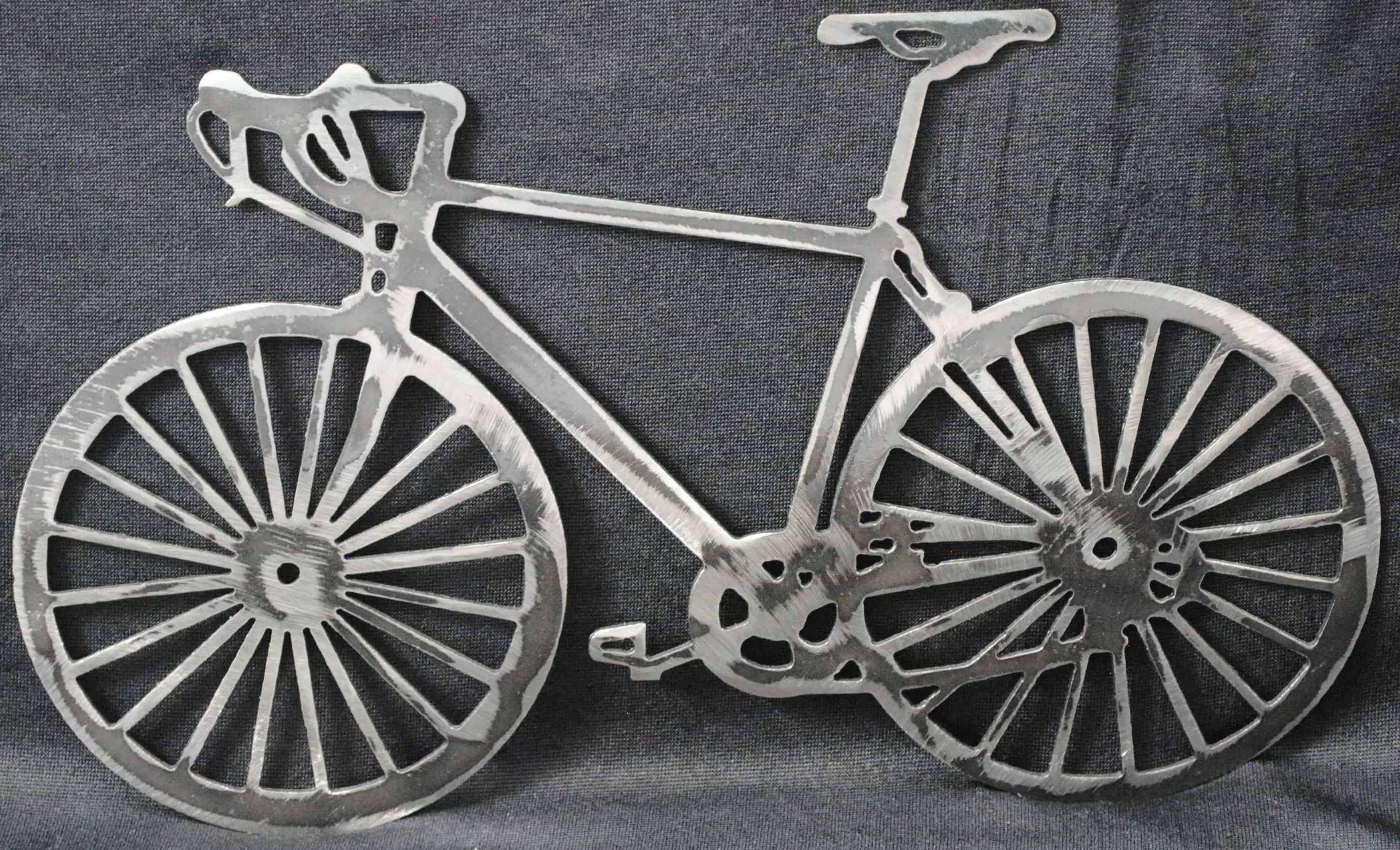 Metal Bicycle Wall Decor With Regard To 2020 Metal Bicycle Wall Art – Metal Art Colorado (View 14 of 20)