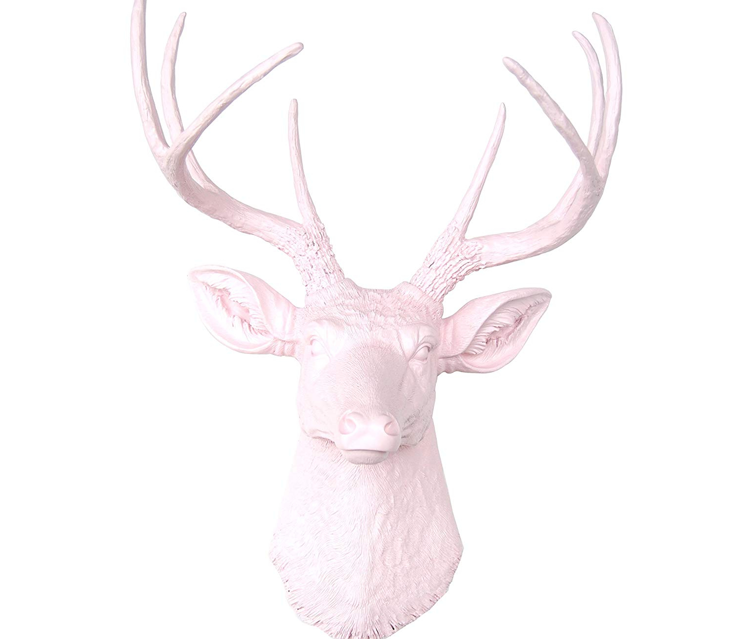 Most Popular Atlantis Faux Taxidermy Wall Decor Within Amazon: Near And Deer D0606 Faux Taxidermy 8 Point Deer Head (View 16 of 20)