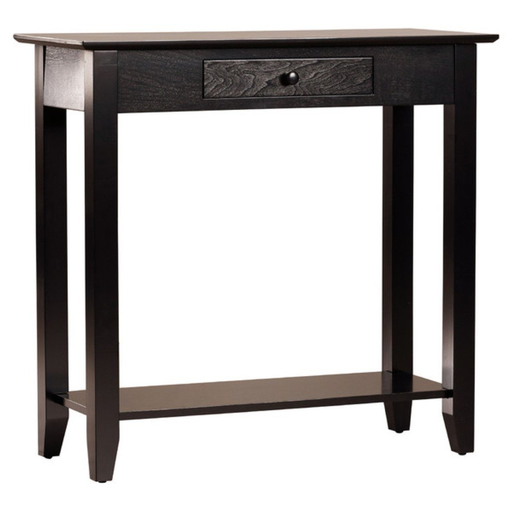 Most Recent Metal Wall Decor By Charlton Home Intended For Amazon: Charlton Home Williams Console Table, Compact Console (Gallery 15 of 20)