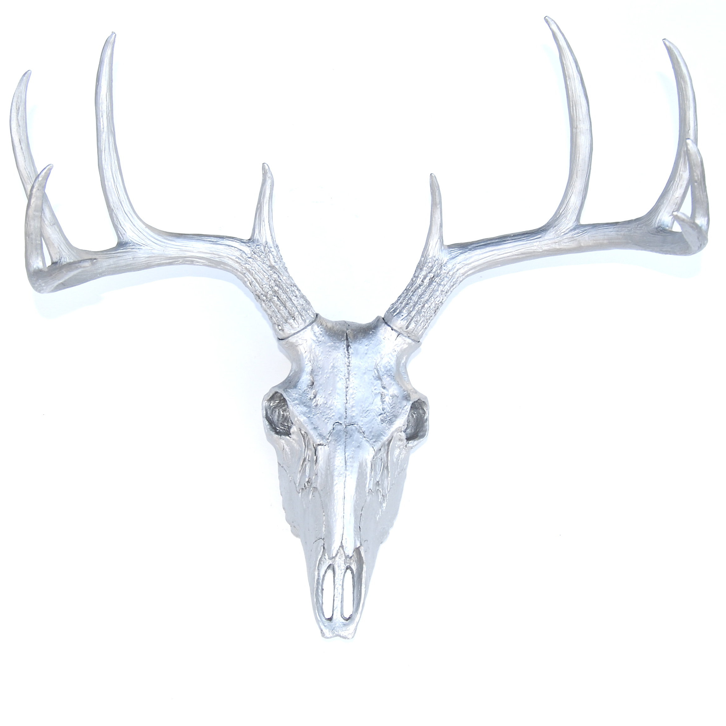 Most Recently Released Faux Taxidermy Buck Skull Wall Décor (View 17 of 20)