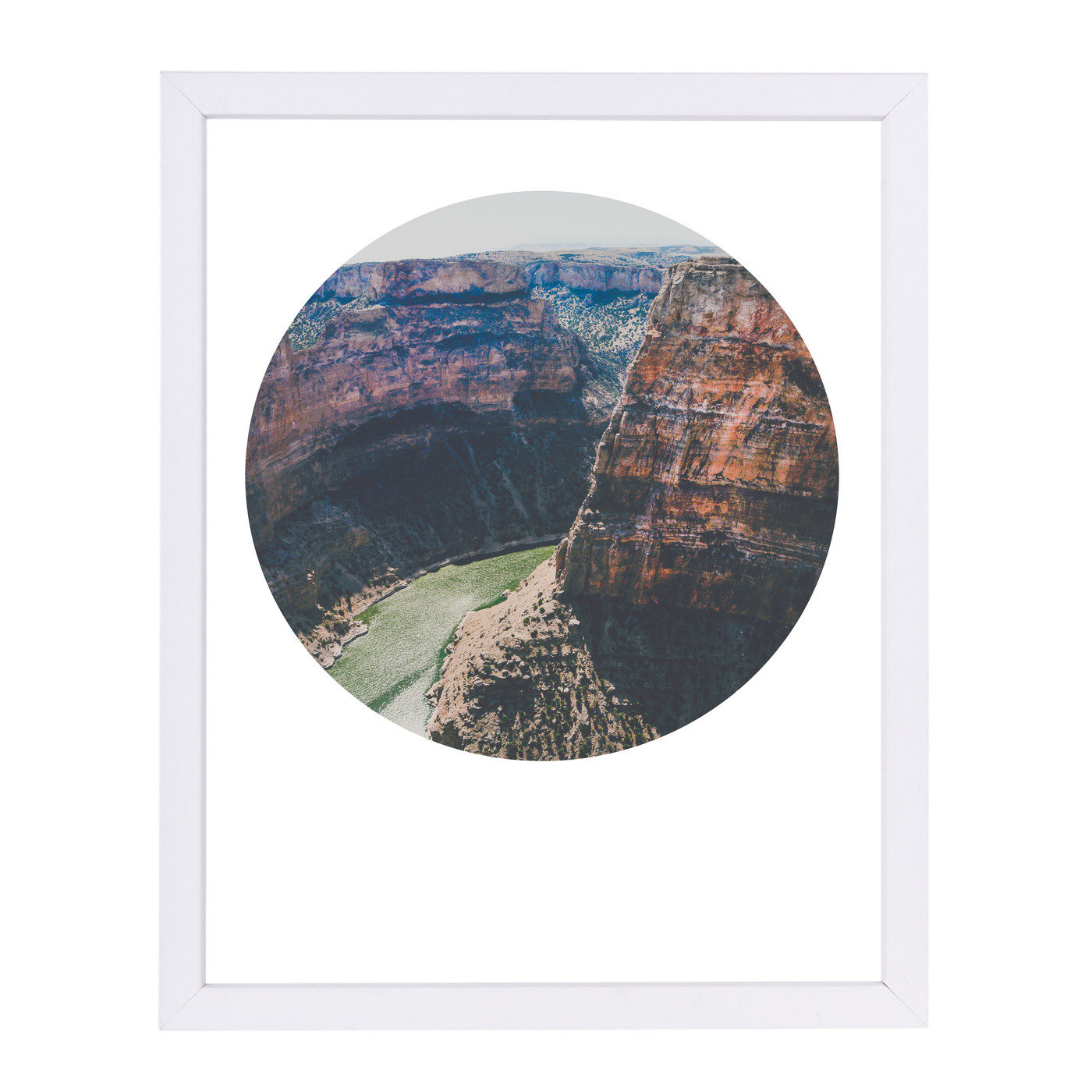 Most Up To Date Highlands Ranch The Templeton Wall Decor Pertaining To Devils Canyon' Photographic Print (View 12 of 20)