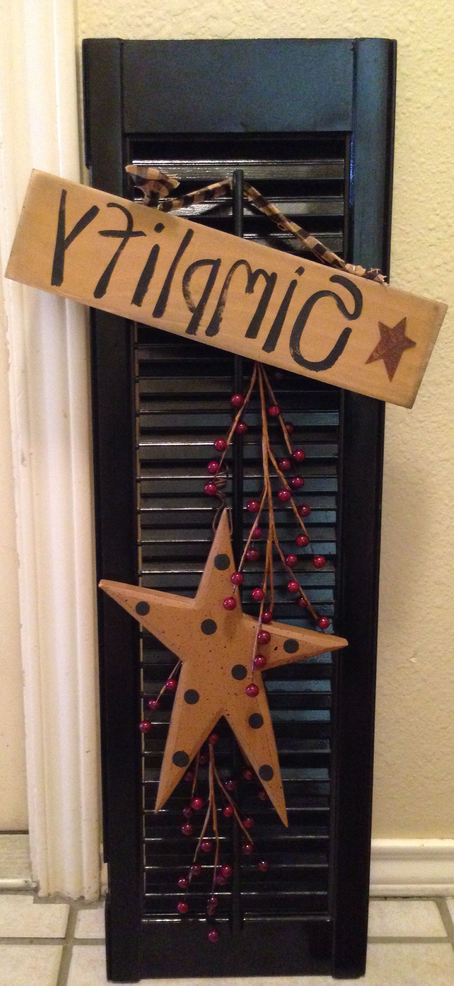 My Little Diy Projects With Regard To Famous Raised Star Wall Decor (View 11 of 20)