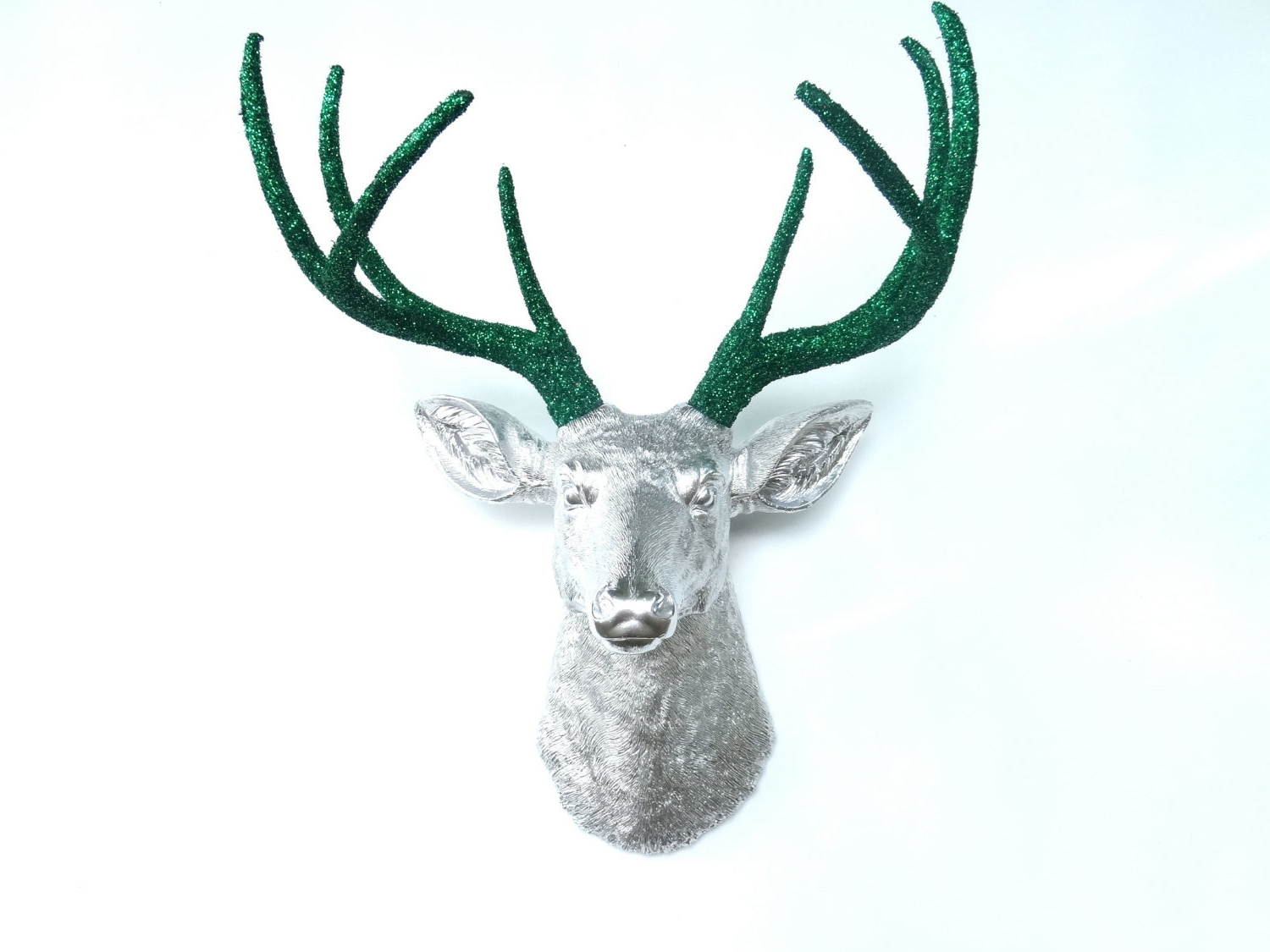 Near And Deer Atlantis Faux Taxidermy Wall Décor (View 2 of 20)