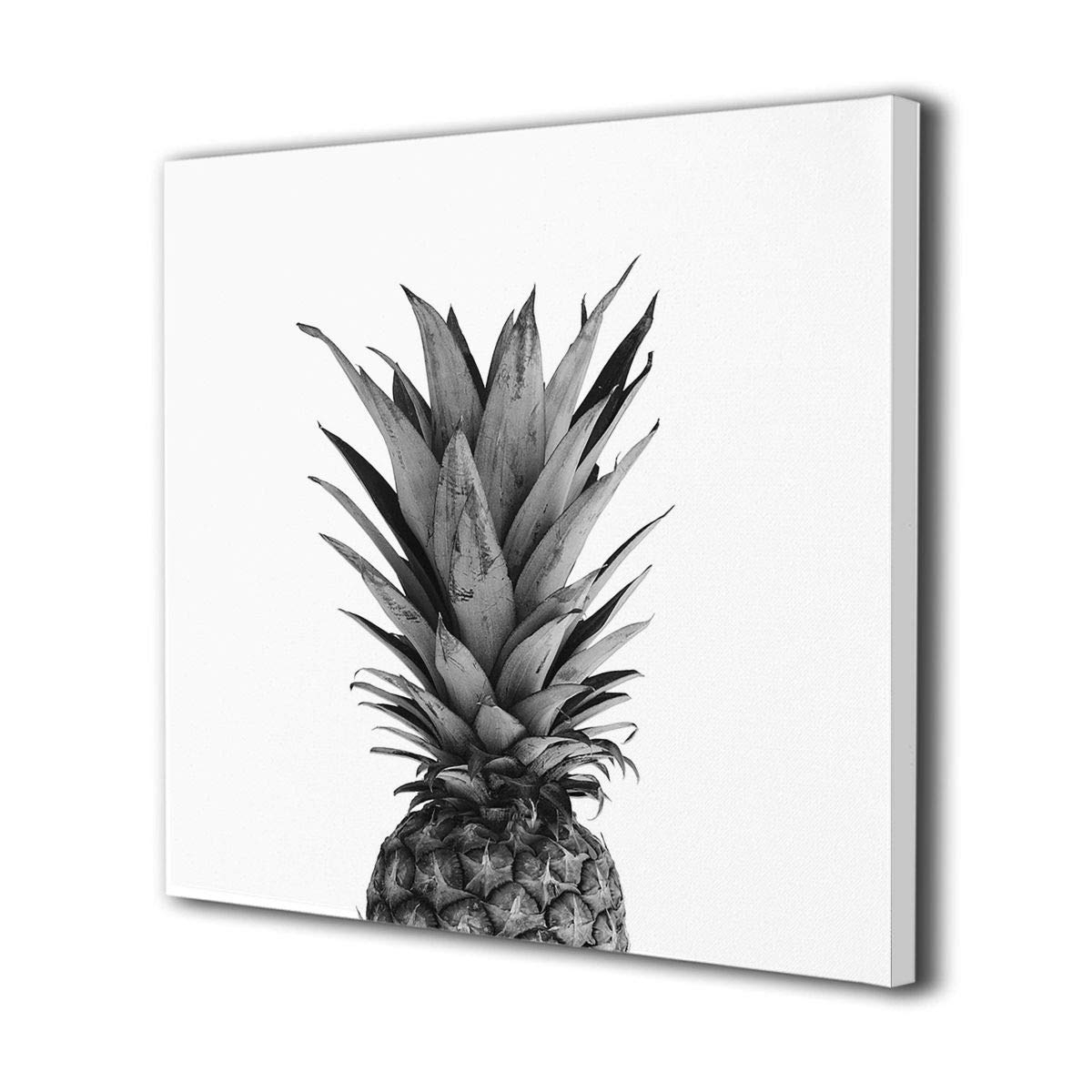 Pineapple Wall Decor With Regard To Preferred Amazon: Alan Art Pineapple Wall Decor Canvas Prints Wall Art For (Gallery 18 of 20)