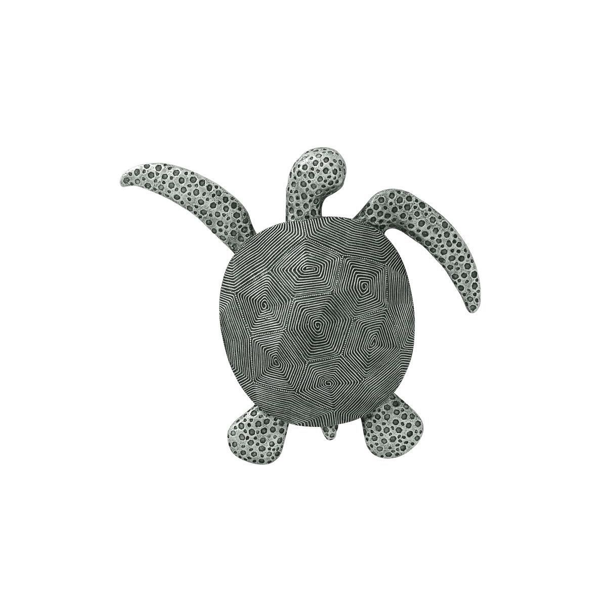 Popular Rhys Turtle Decor Wall Decor Intended For Studio 350 Grey Polystone 2 Inches High X 17 Inches Wide Sea Turtle (Gallery 5 of 20)