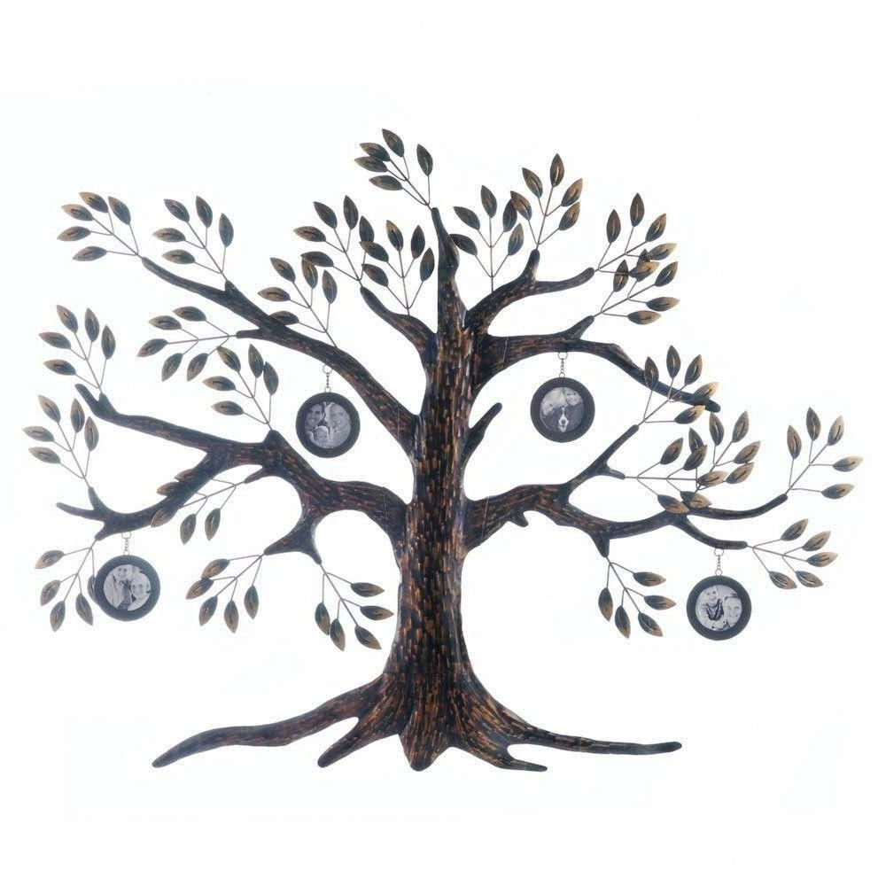 "Preferred Wetherden Tree Wall Decor Intended For Metal Tree Wall Decor #""Metaltreeartdecor"" #metaltreewalldecor (View 9 of 20)"