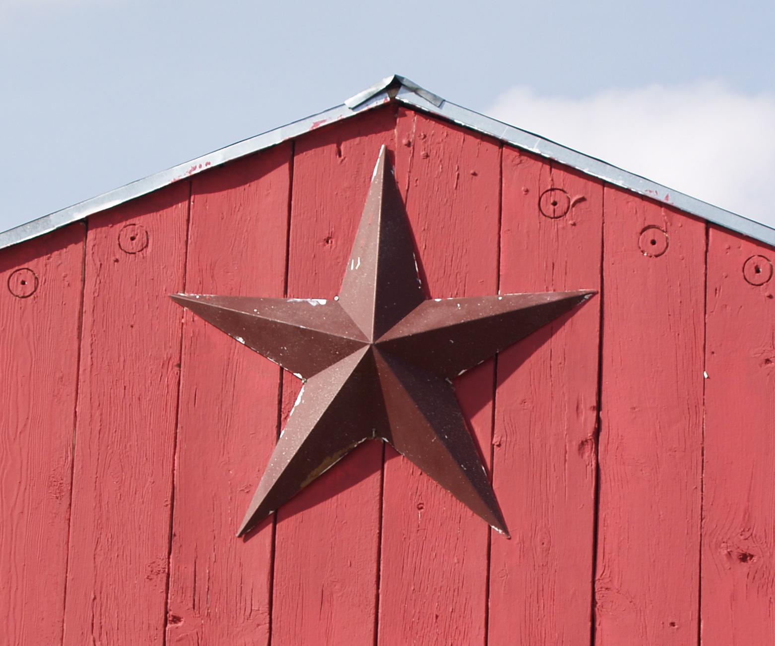 Raised Star Wall Decor With Regard To Latest Barnstar – Wikipedia (View 5 of 20)