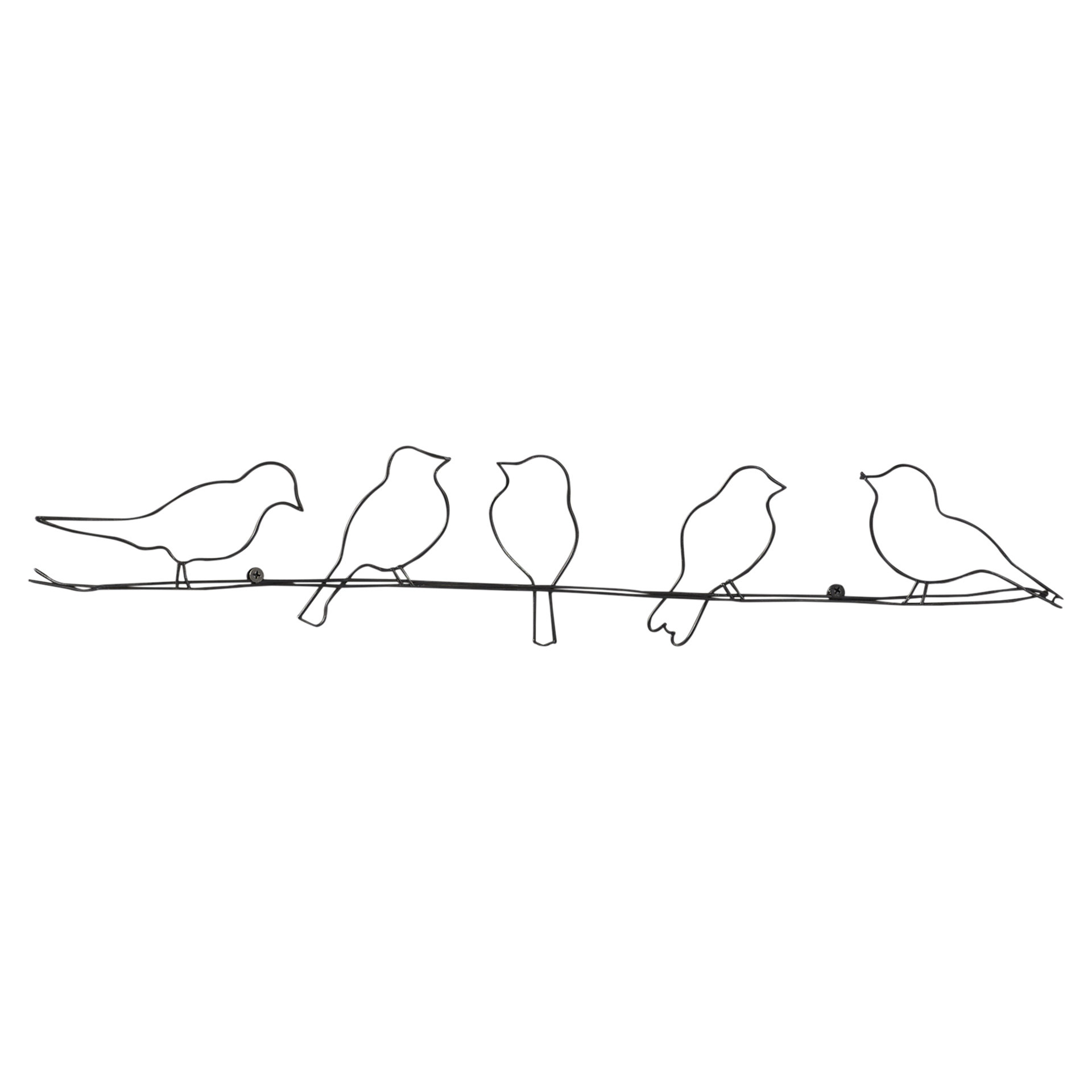 Rioux Birds On A Wire Wall Décor & Reviews (Gallery 2 of 20)