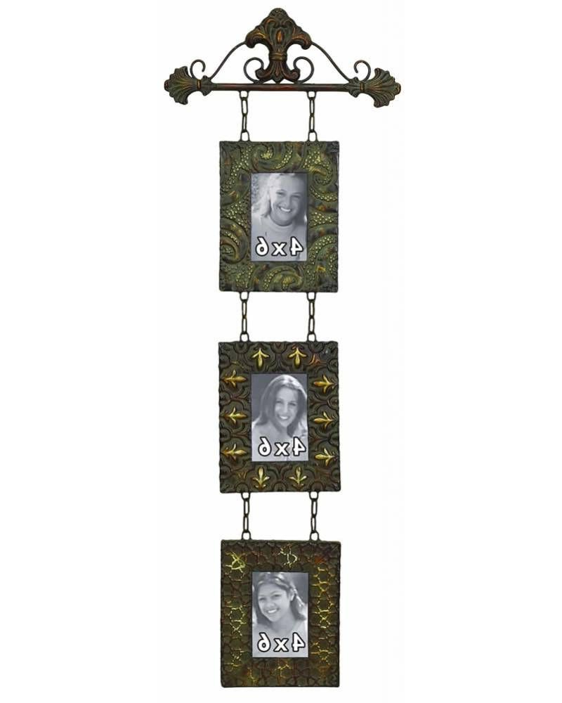 Scroll Framed Wall Decor For Favorite Classic Iron Scroll Metal Wall Photo Frame Wall Decor – This Photo (Gallery 3 of 20)