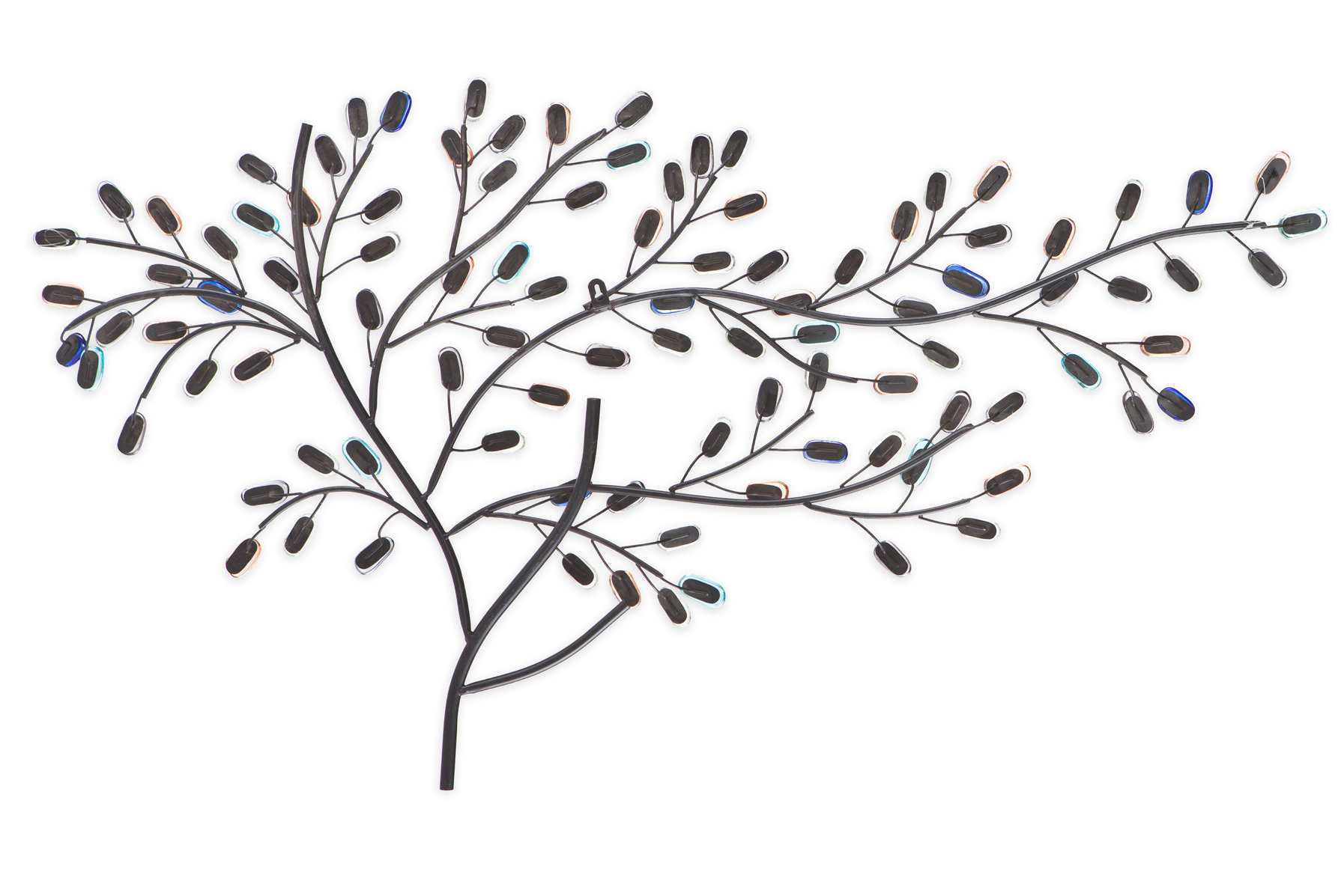 Featured Photo of Windswept Tree Wall Decor By World Menagerie