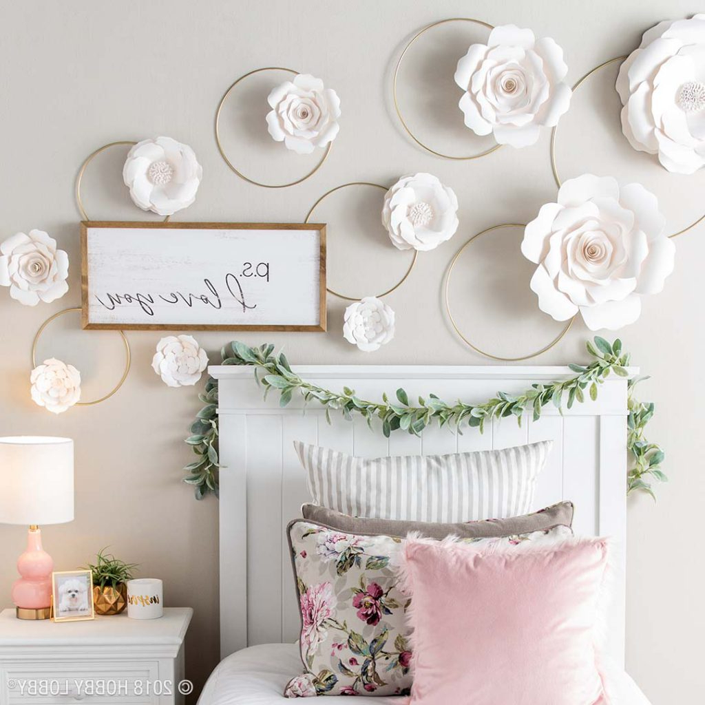 Unique Wall Decor For Spring And Summer Styling (Gallery 12 of 20)