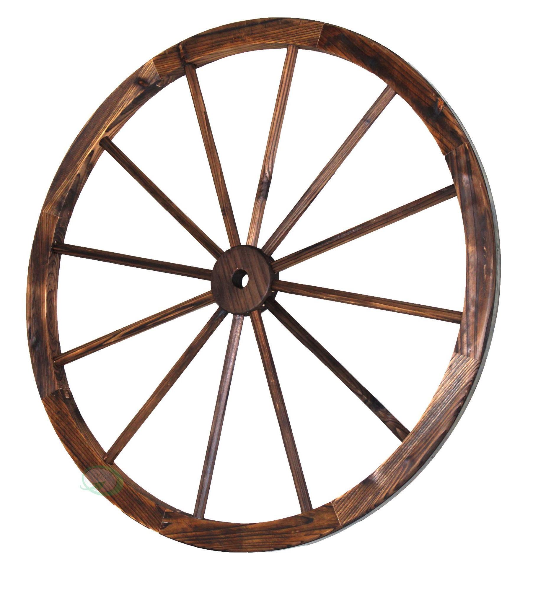 Wagon Wheel Decor, Wall (View 15 of 20)
