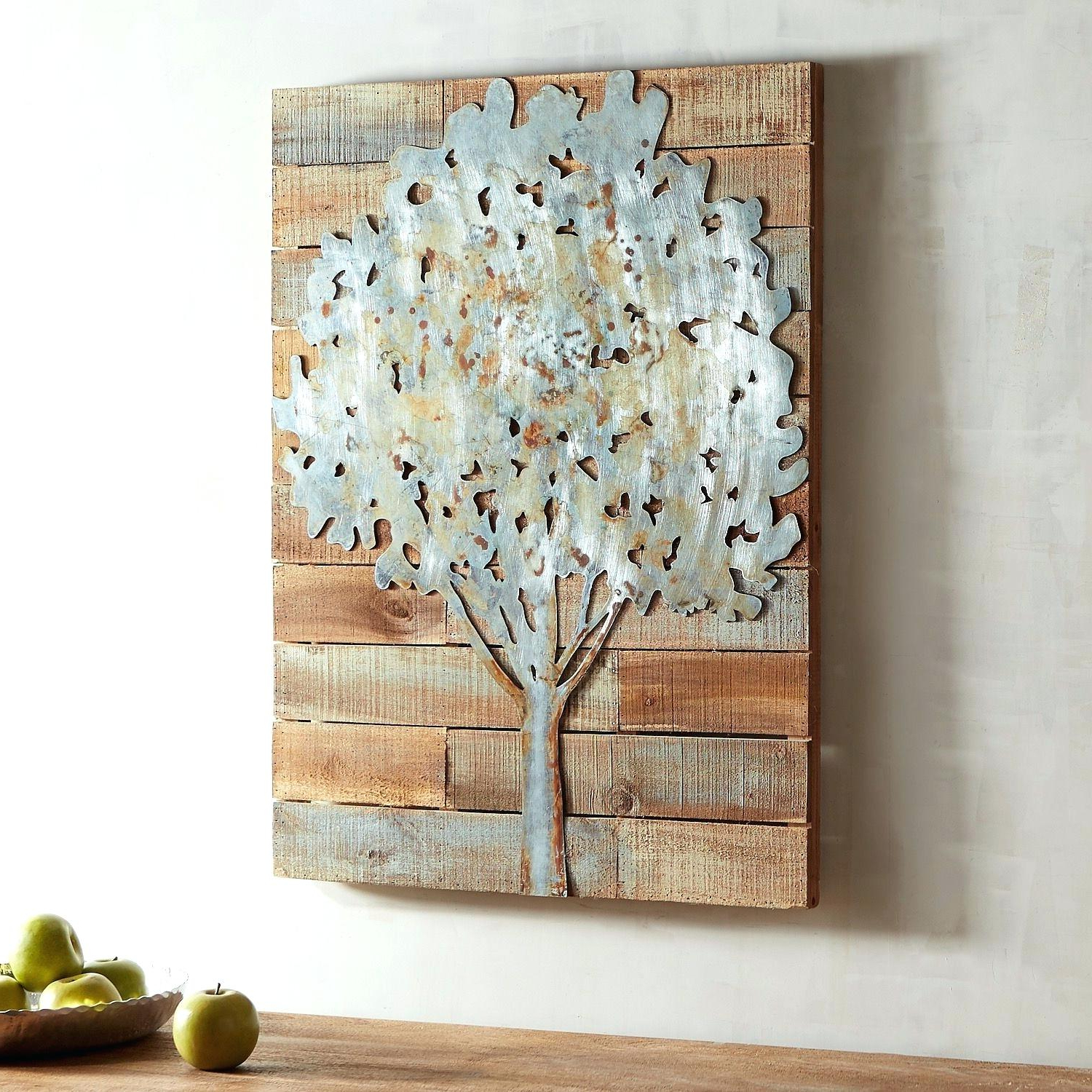 Wall Decor Tree Home Metal Of Life – Tannerphan Within Preferred Windswept Tree Wall Decor By World Menagerie (Gallery 11 of 20)