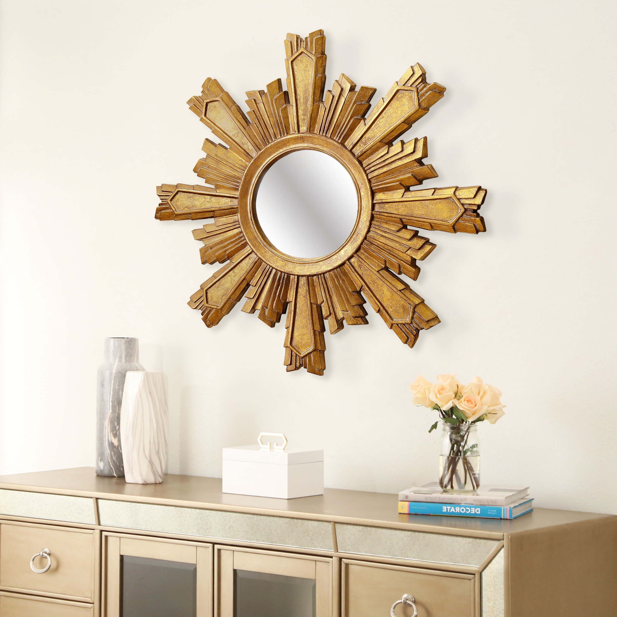 Wayfair For Current Starburst Wall Decor By Willa Arlo Interiors (View 17 of 20)