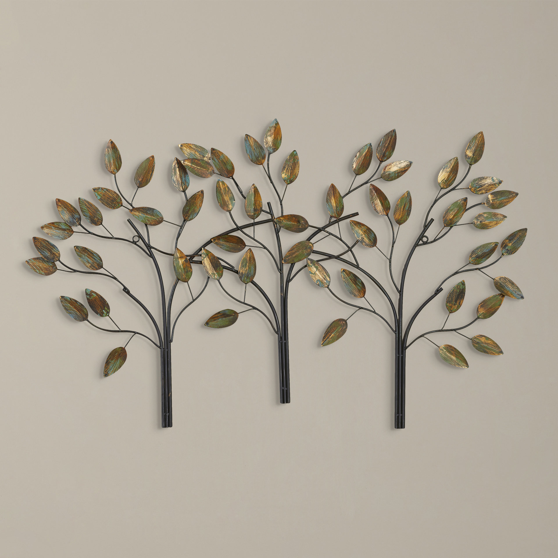 Featured Photo of Desford Leaf Wall Decor By Charlton Home