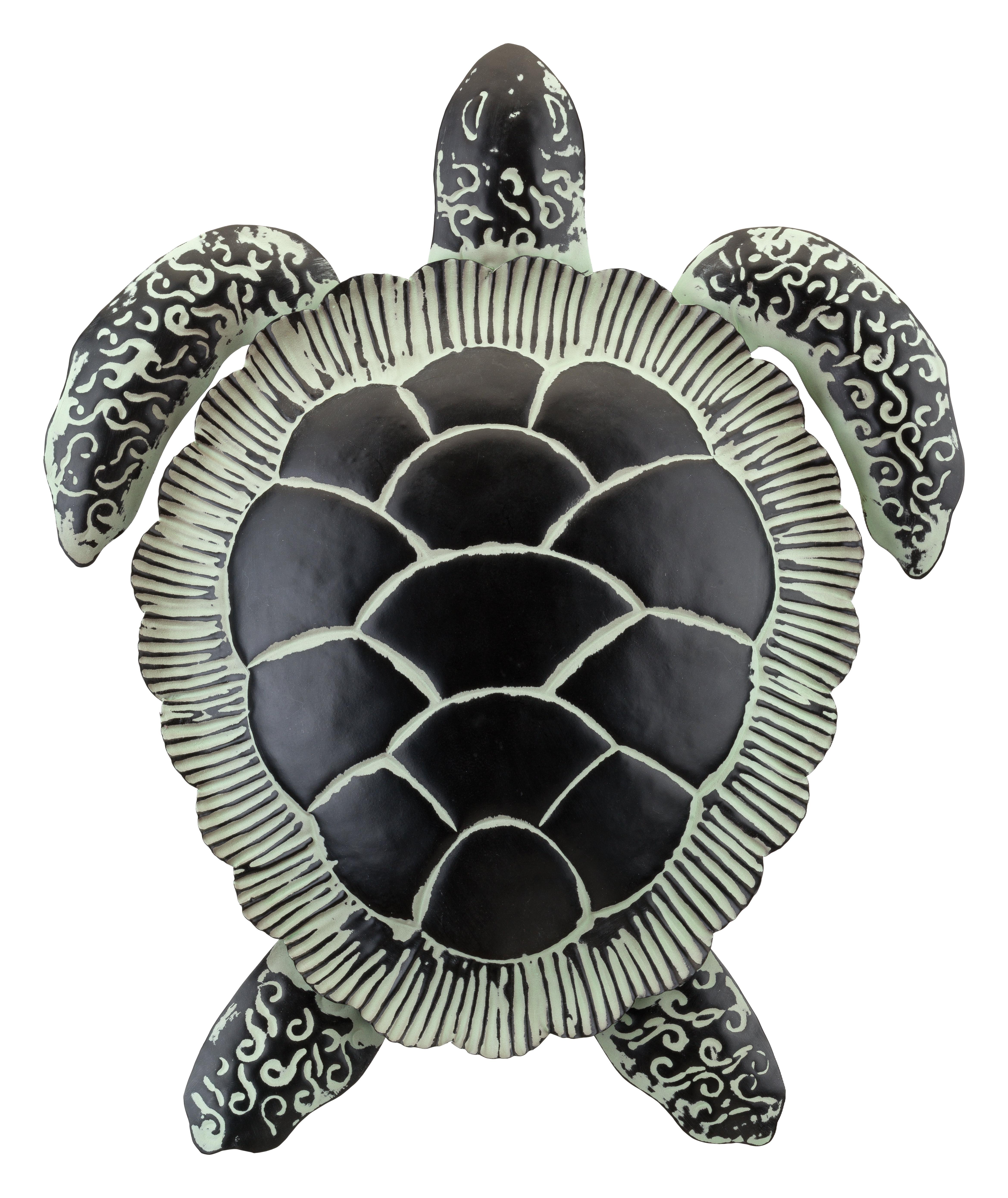 Wayfair Regarding Latest Rhys Turtle Decor Wall Decor (Gallery 6 of 20)