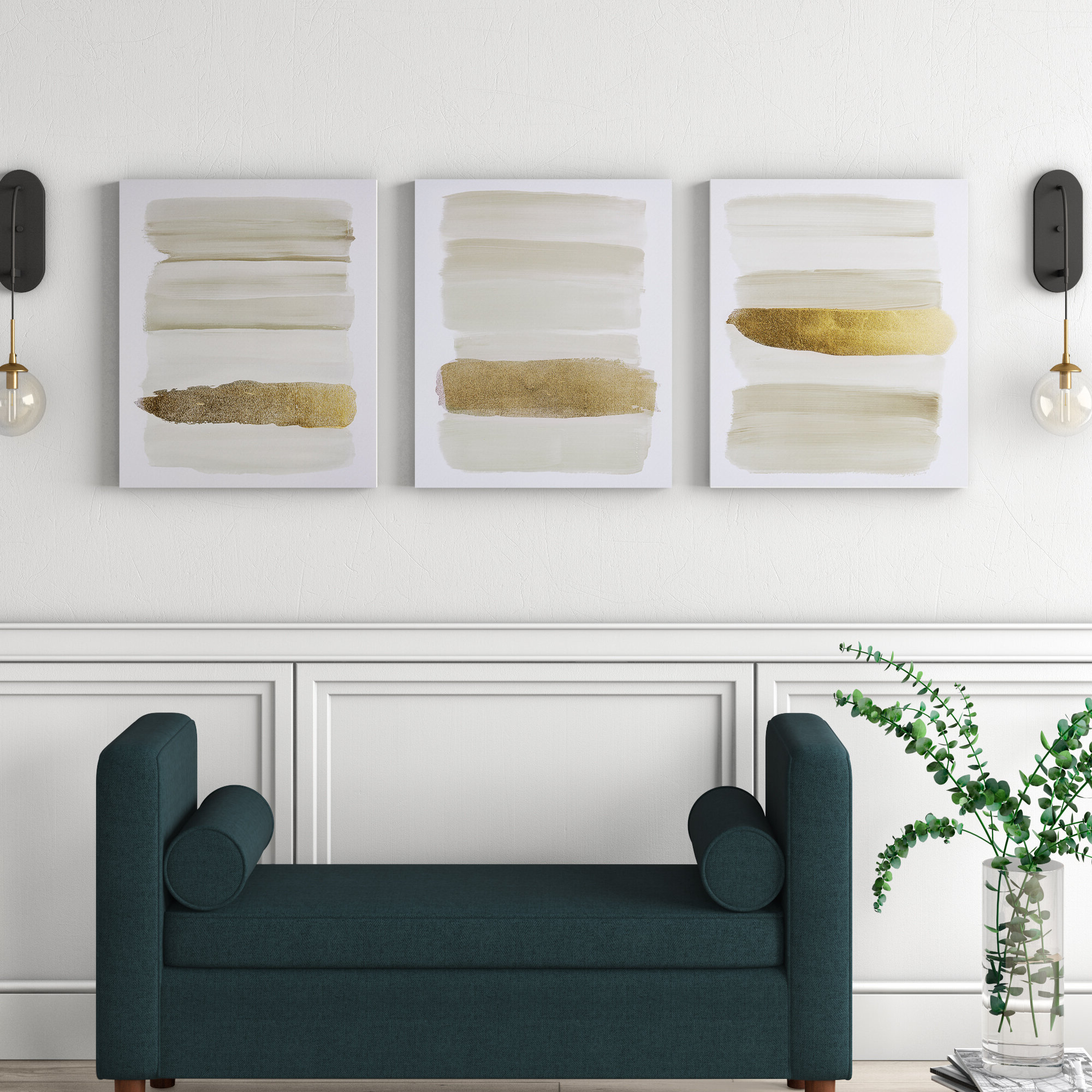 Wayfair With 3 Piece Wall Decor Sets By Wrought Studio (Gallery 3 of 20)