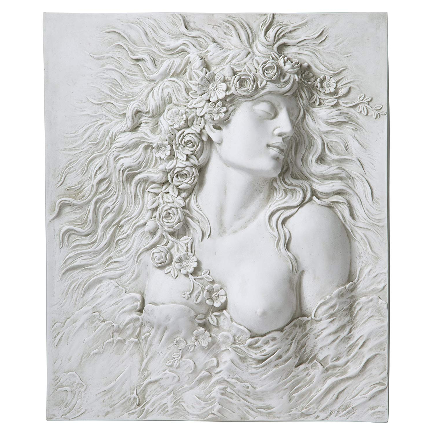 Well Known Dance Of Desire Wall Decor For Amazon: Design Toscano Shakespeare's Ophelia's Desire Wall (Gallery 14 of 20)
