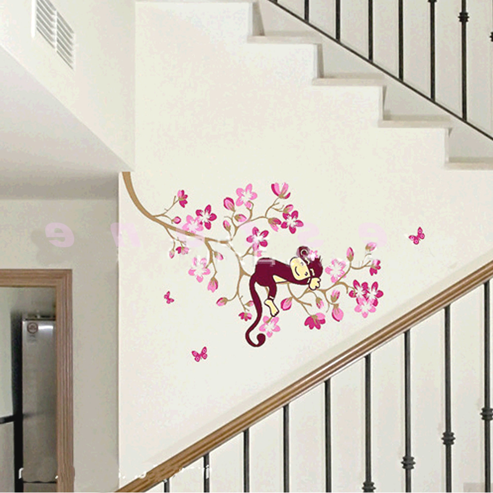 Well Known Landing Art Wall Decor Intended For Wall Decor Stunning Stairs Decoration Ideas Tight Stair Up Top Of (Gallery 15 of 20)