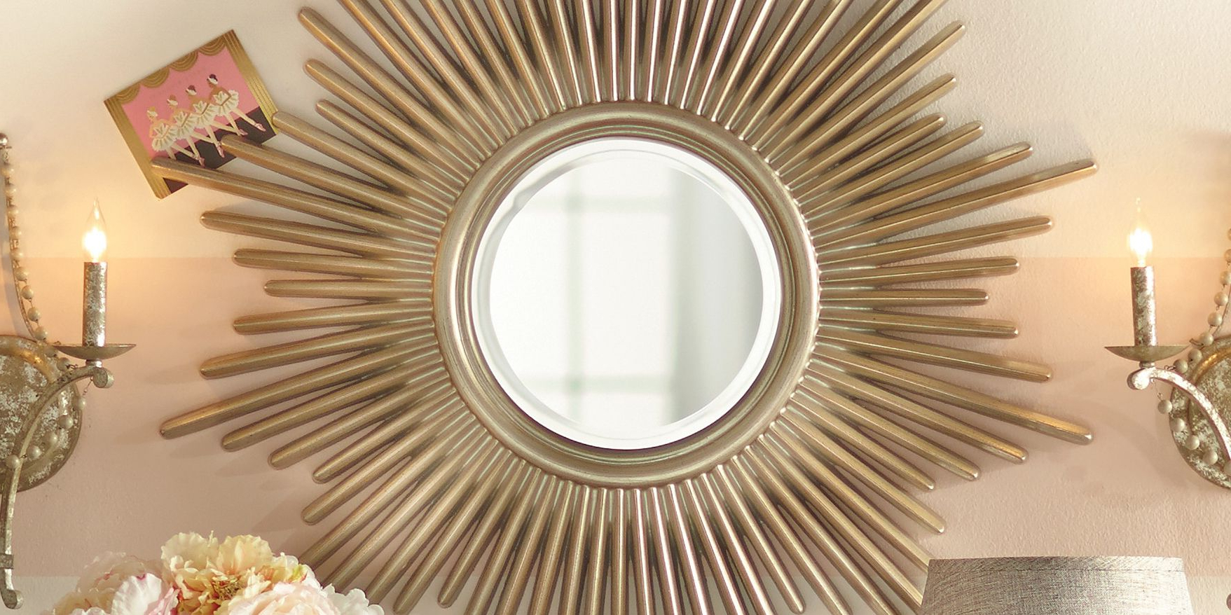 12 Best Sunburst Mirrors In 2018 – Decorative Small And Large Throughout Famous Soleil Wall Mirrors (View 1 of 20)