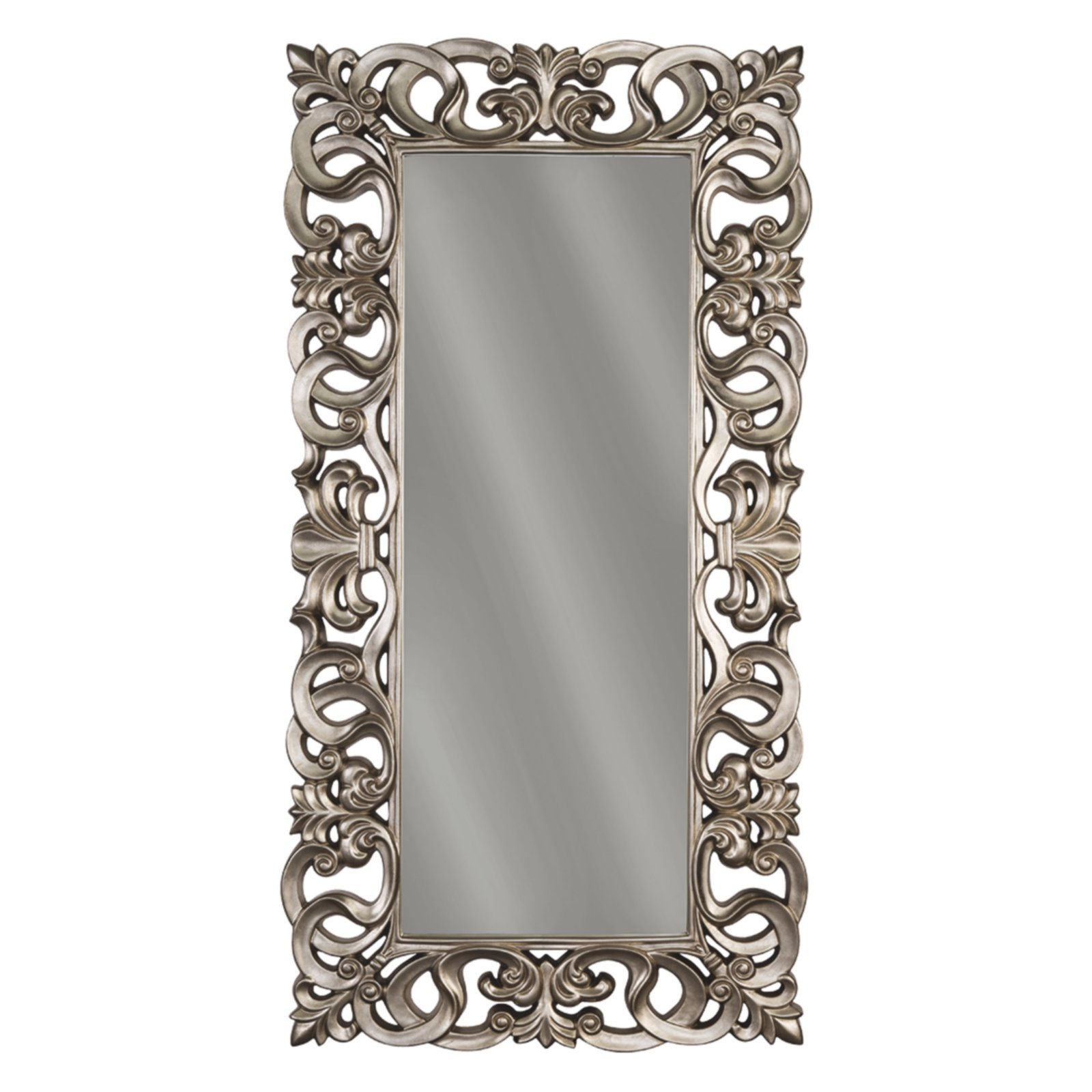 2019 Ashley Lucia Accent Mirror – 30W X 71H In. Within Accent Mirrors (Gallery 1 of 20)